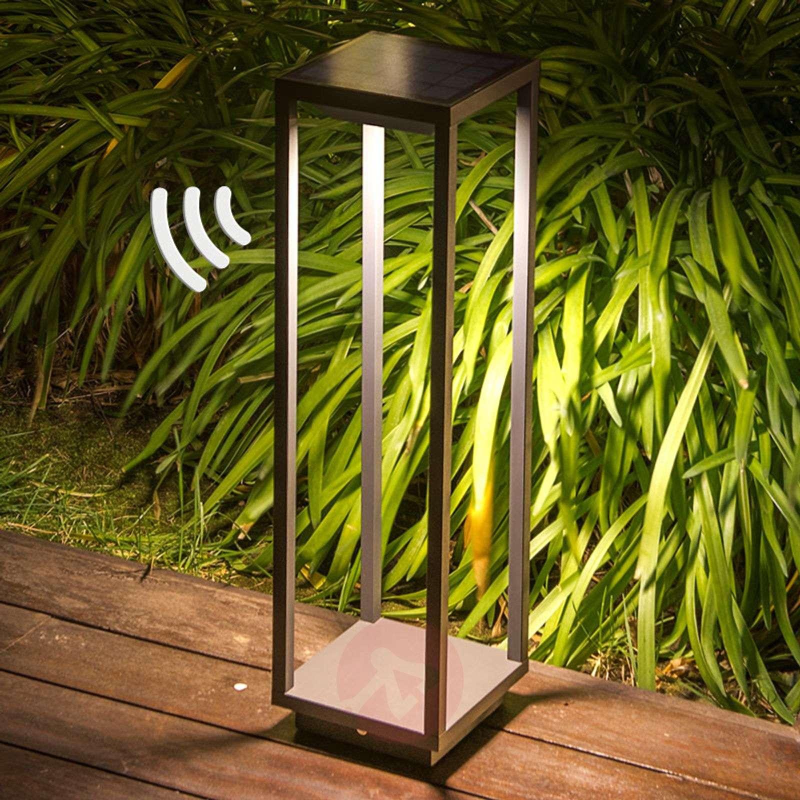 LED-pollarivalaisin Saura, liiketunnistimet-3507318-02
