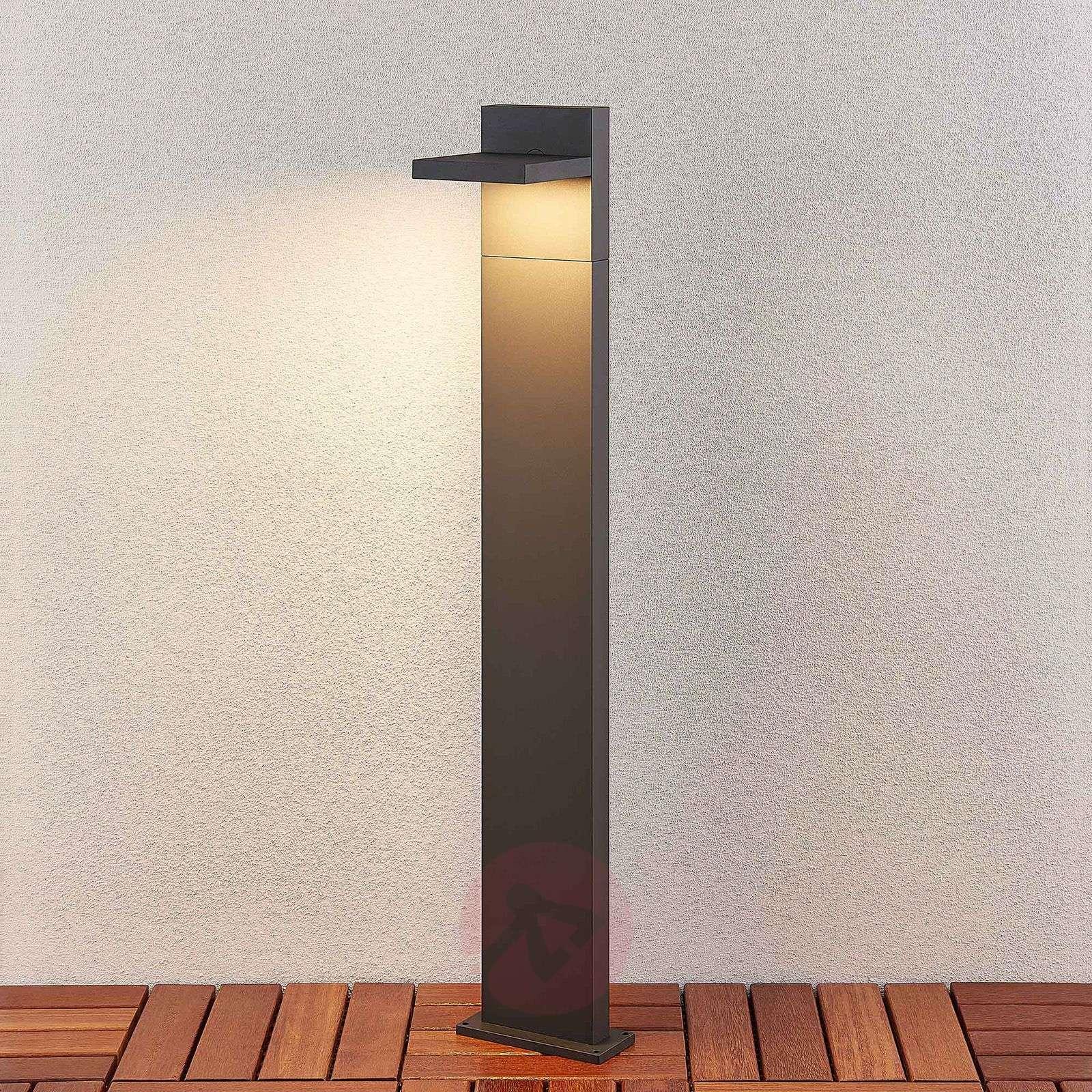 LED-pollarivalaisin Silvan, 100 cm-9619176-01