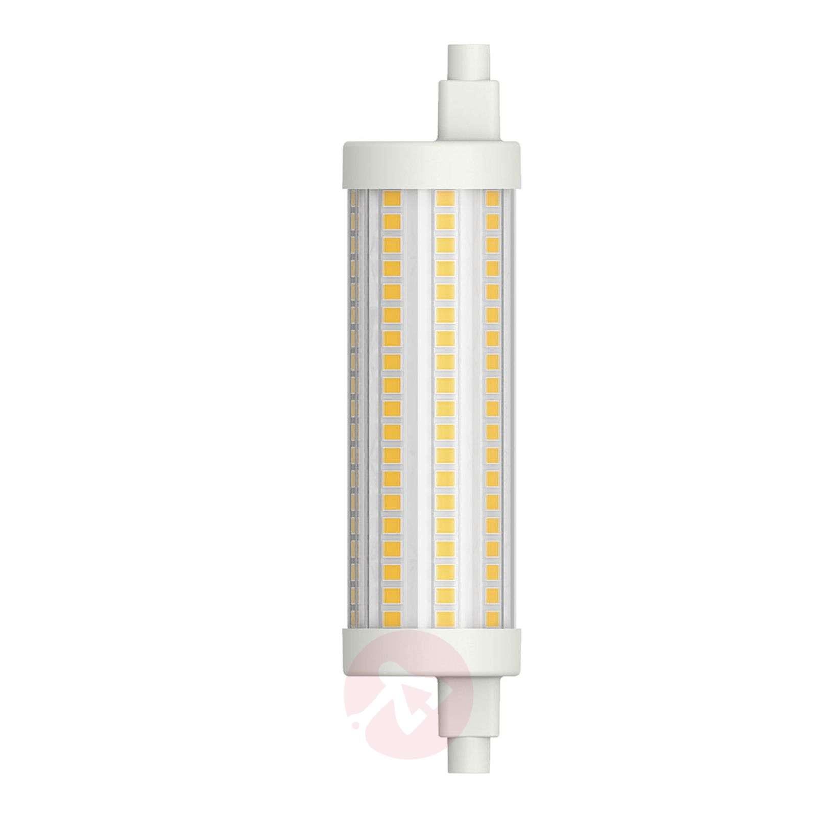 LED-putkilamppu R7s 117,6 mm 15W lämmin valkoinen-6520305-01