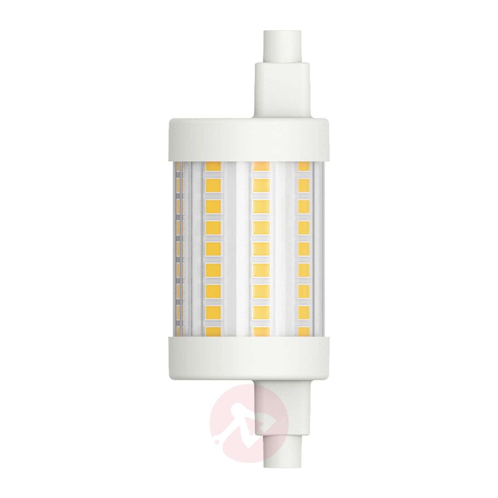 LED-putkilamppu R7s 78,3 mm 8W lämmin valkoinen-6520304-01