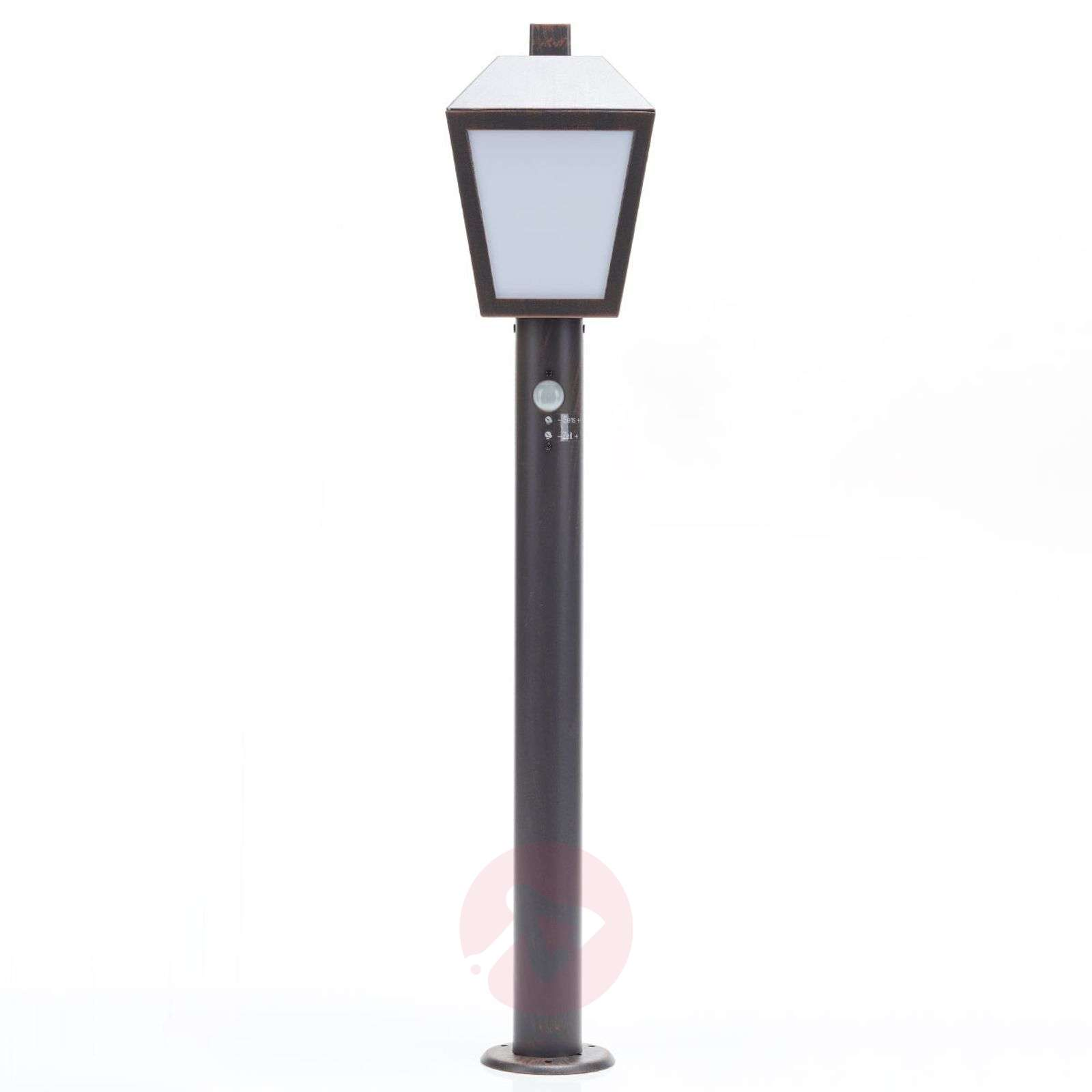 LED-pylväsvalaisin Bendix, liikkeentunnistin-9945307-01