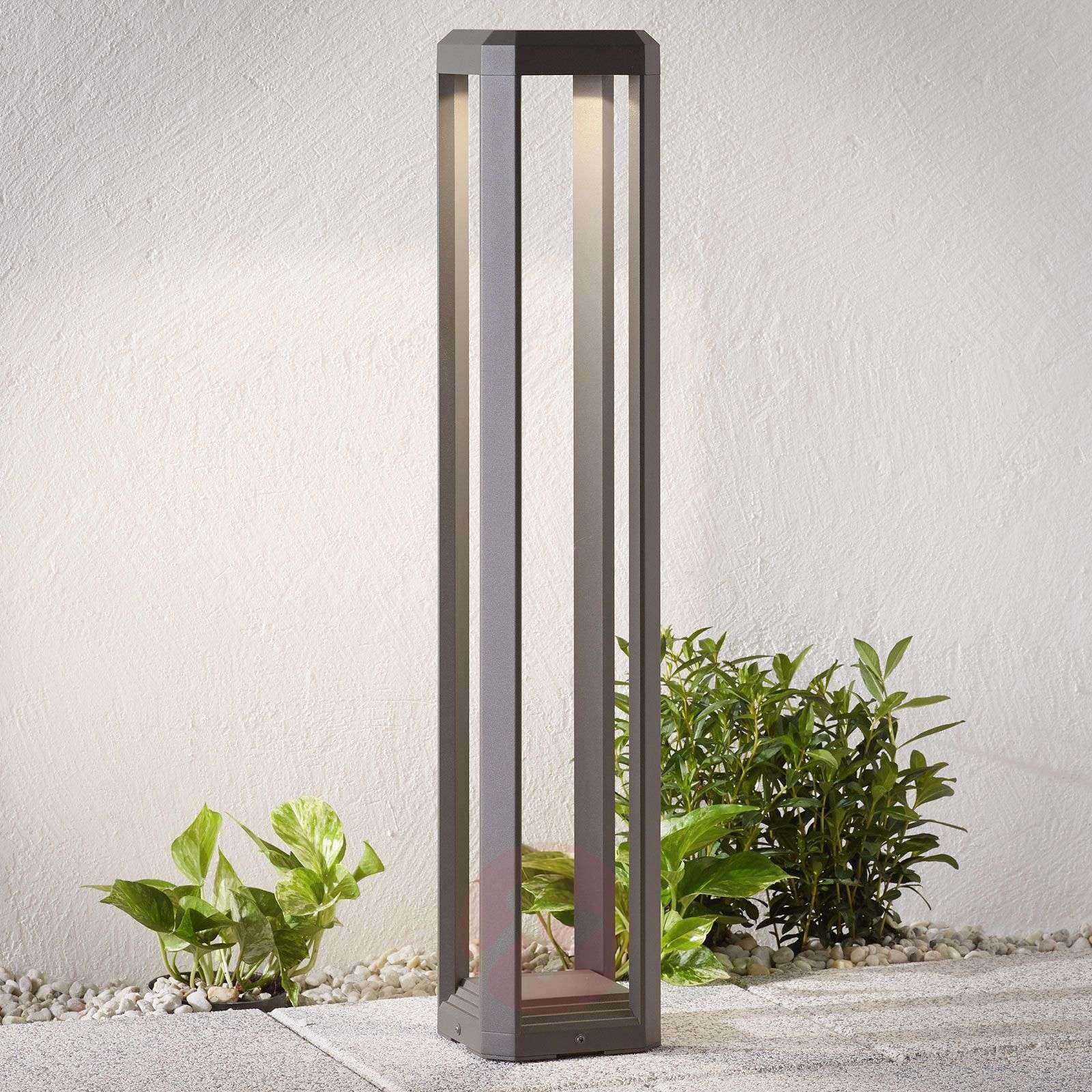 LED-pylväsvalaisin Fery, antrasiitti, 80 cm-8032190-03