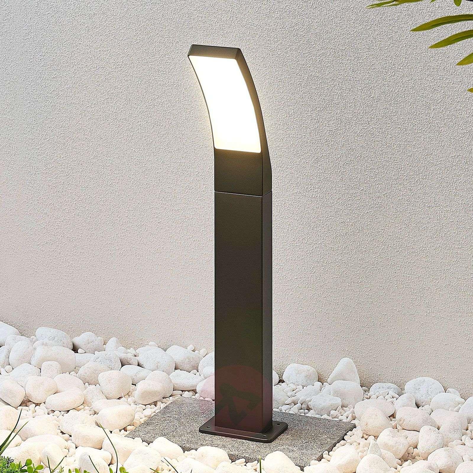 LED-pylväsvalaisin Ilvita, antrasiitti-9947005-02