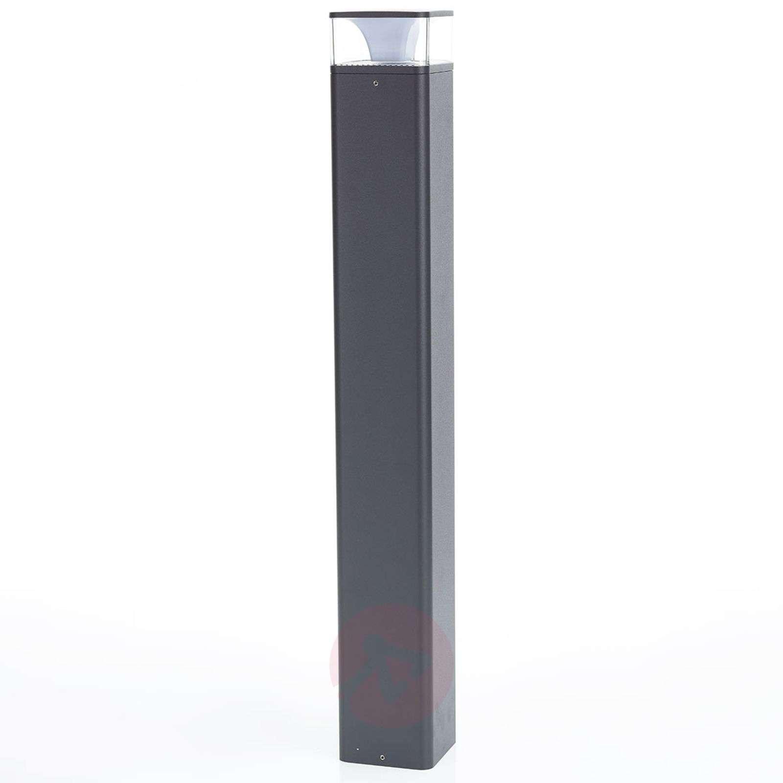 LED-pylväsvalaisin Lidia alumiinista-9618137-02