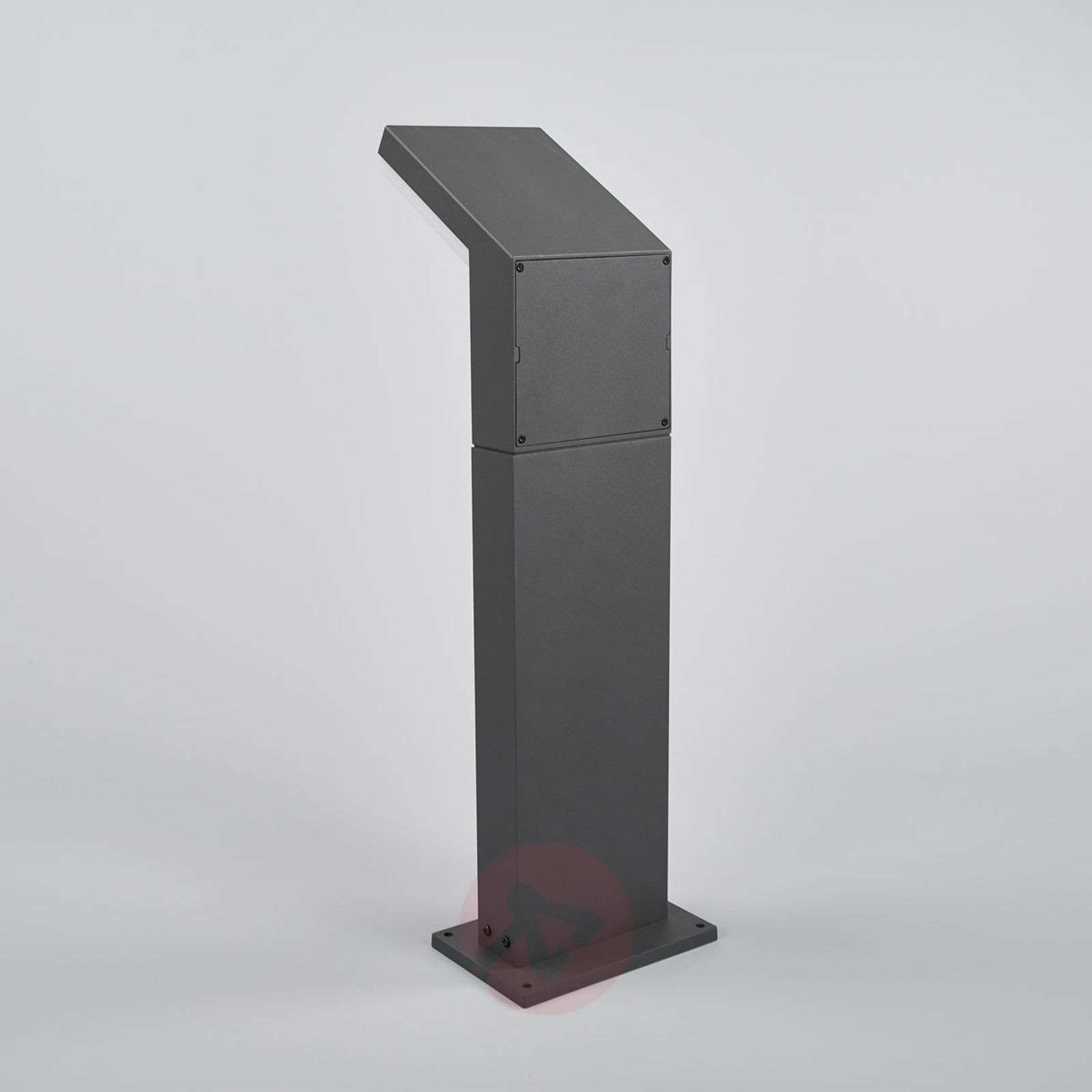 LED-pylväsvalaisin Yolena sensorilla, 60 cm-9619121-02