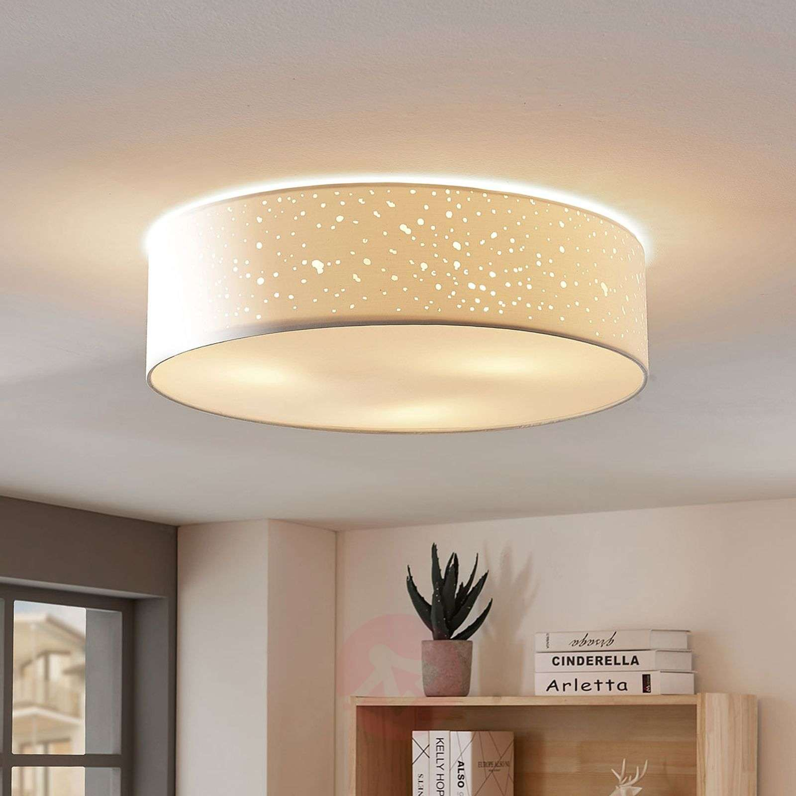 LED-RGB-kattovalaisin Alwine, asennus kattoon-9624186-01