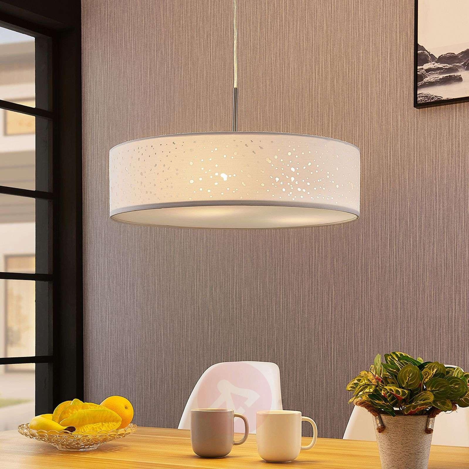 LED-RGB-riippuvalaisin Alwine, pistekuvio, pyöreä-9624188-01