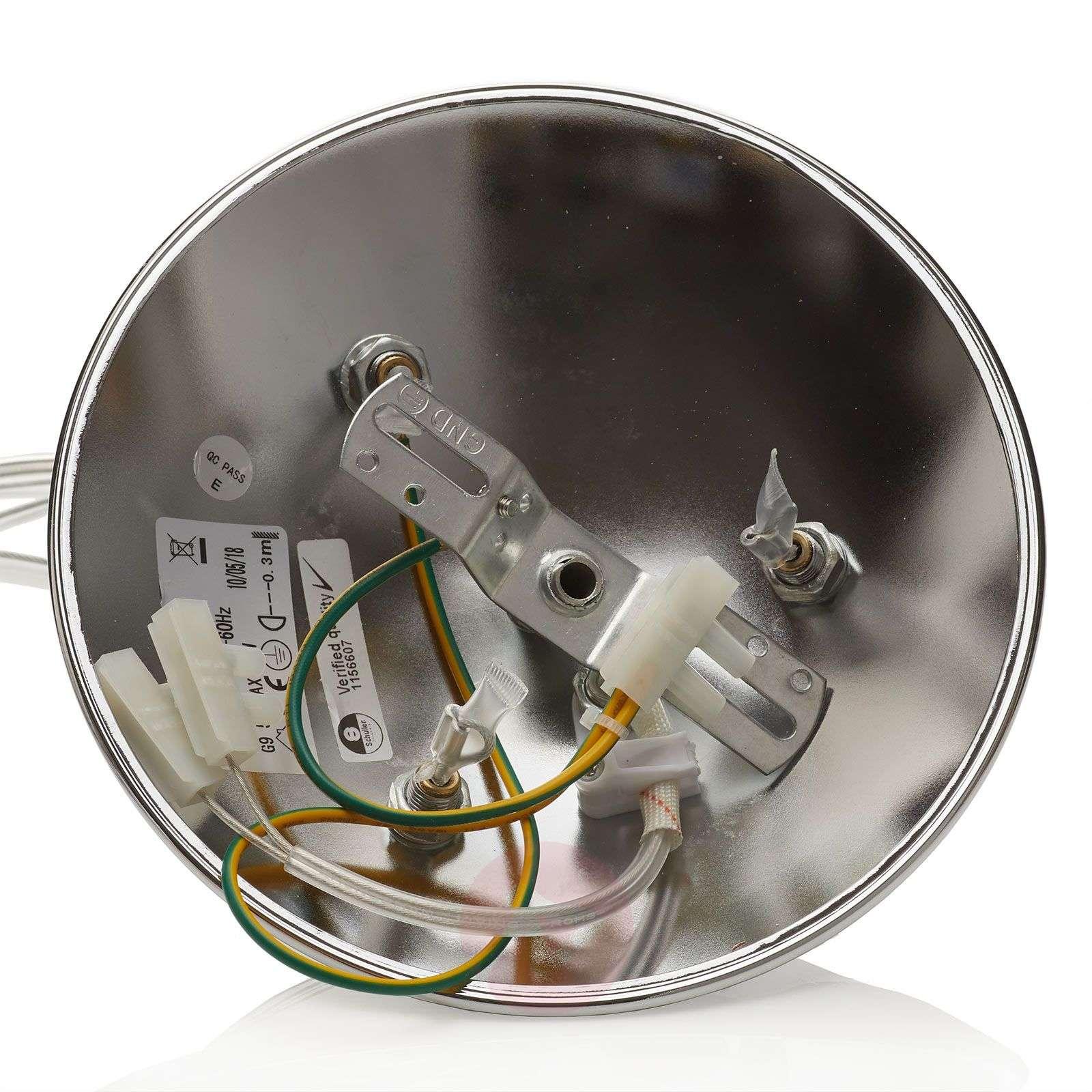 LED-riippulamppu Argos kristallipisaroilla-8582341-01