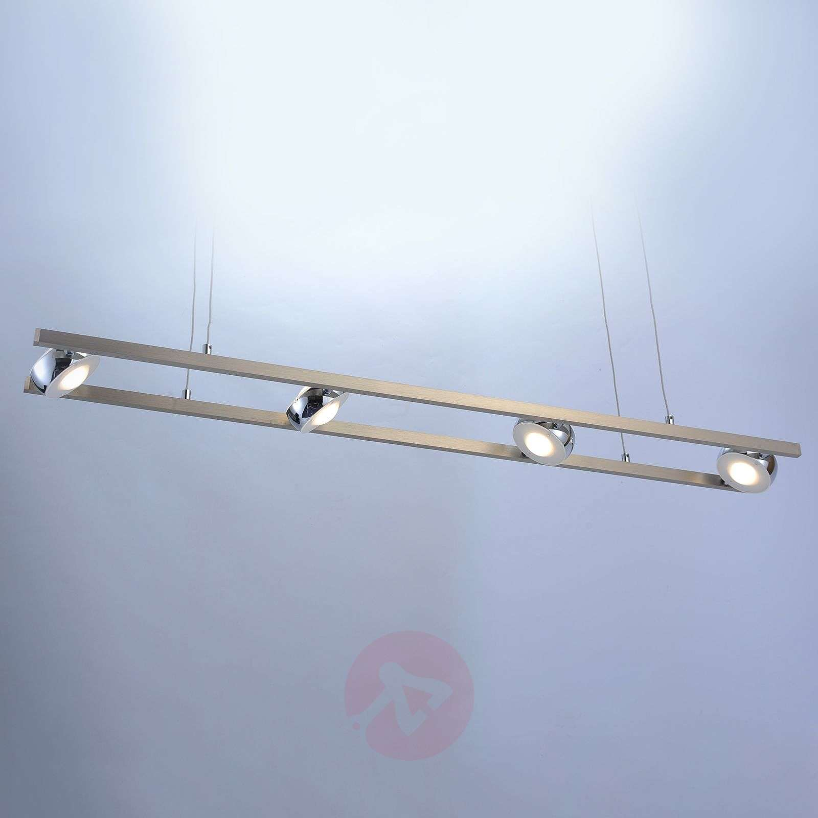 LED-riippuvalaisin Majvi RGBW, kaukosäädin-7620051-02