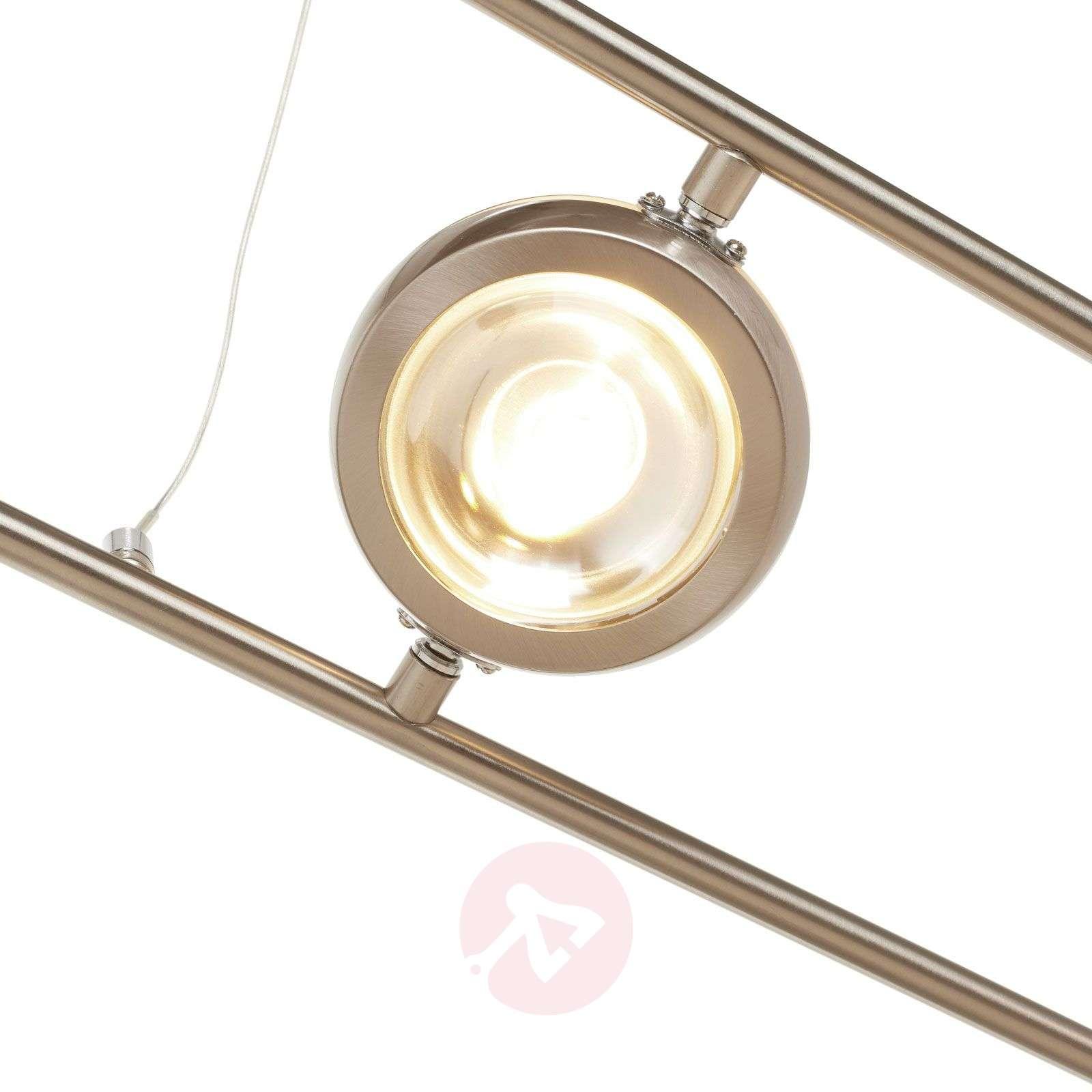 LED-riippuvalaisin Samar, 8-lamppuinen-8032197-01