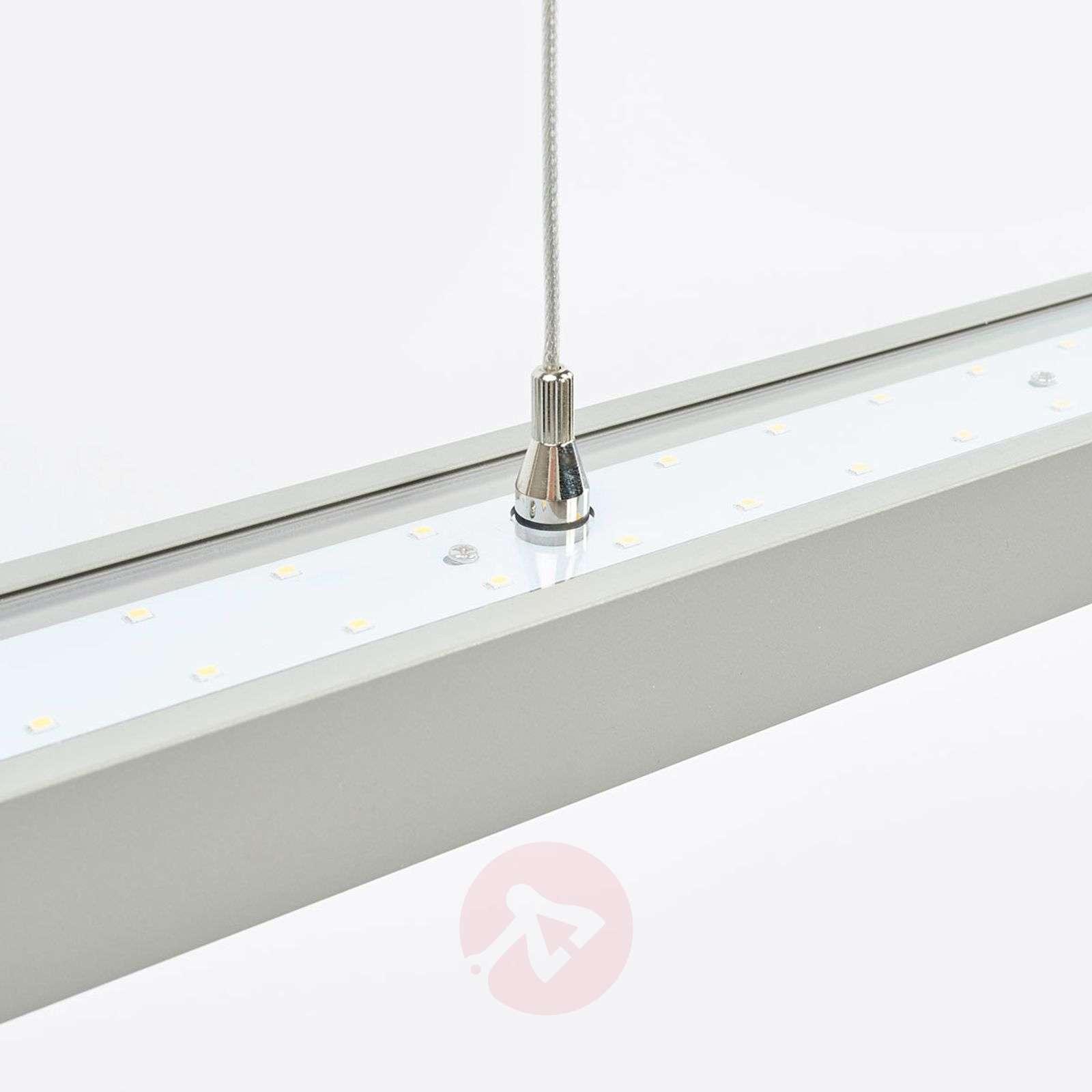 LED-riippuvalo Jolinda toimistokäyttöön, hopea-9968026-01