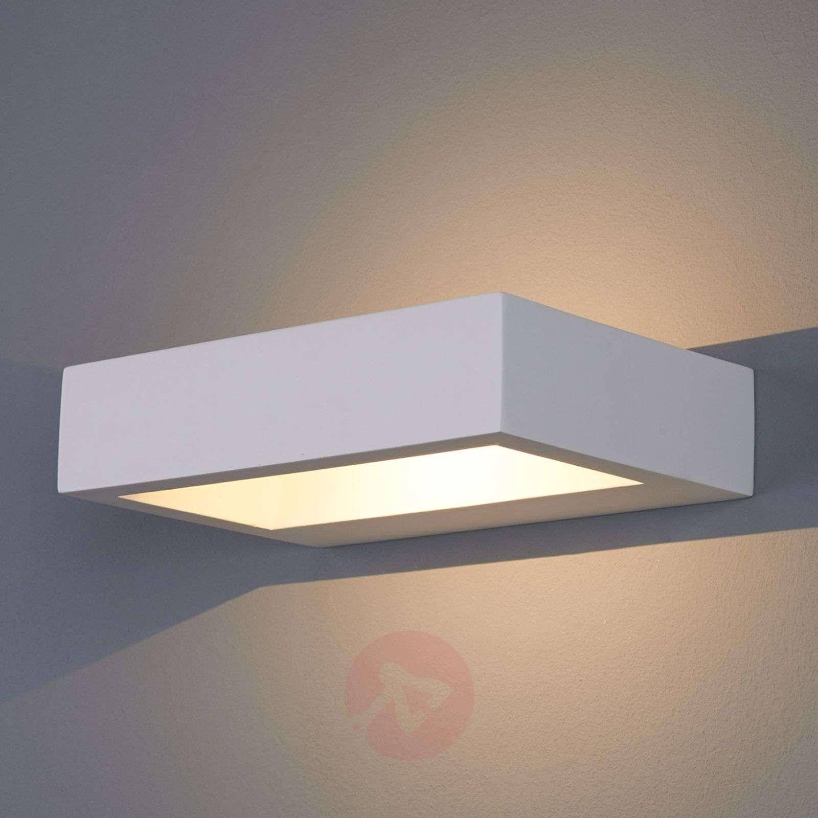 LED-seinälamppu Julika kipsistä-9613018-01