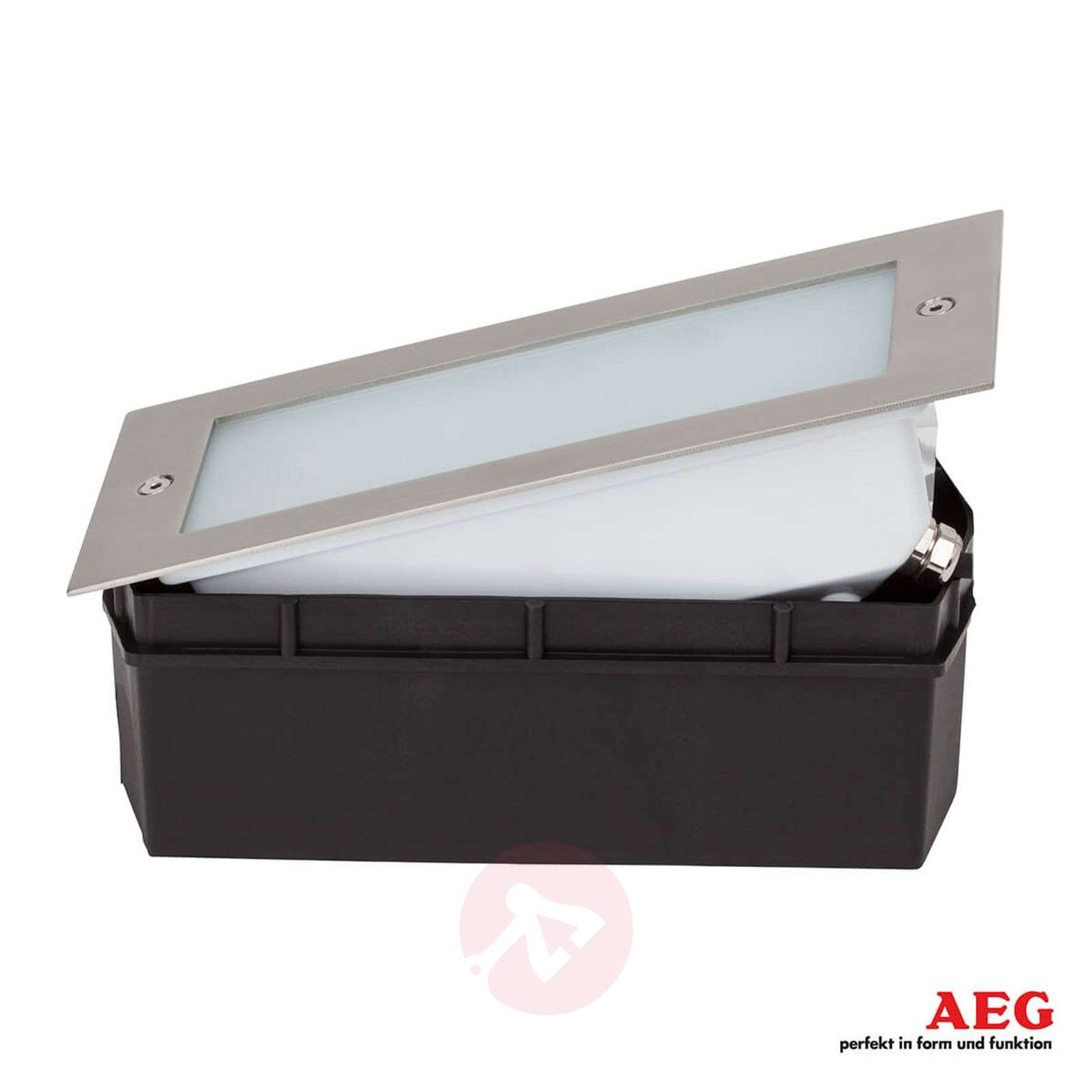 LED-seinäuppovalaisin Wall satinoidulla lasilla-3057132-01