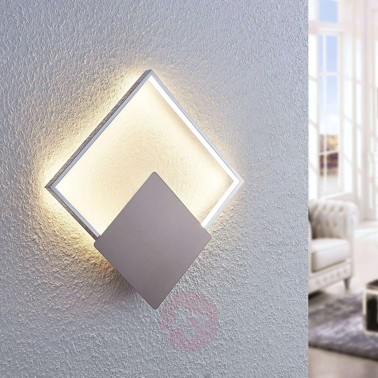 LED-seinävalaisin Anays, kulmikas, 32 cm-9984020-01
