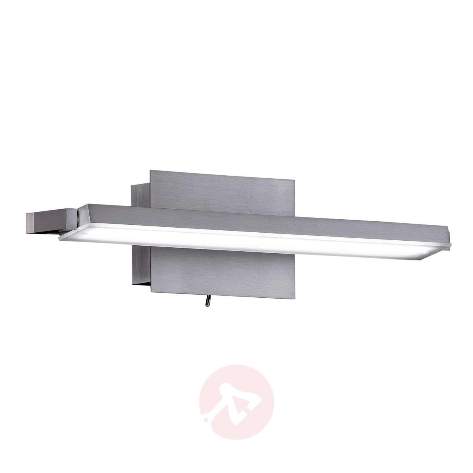 LED-seinävalaisin Pare, käännettävä, kytkin-4581592X-01