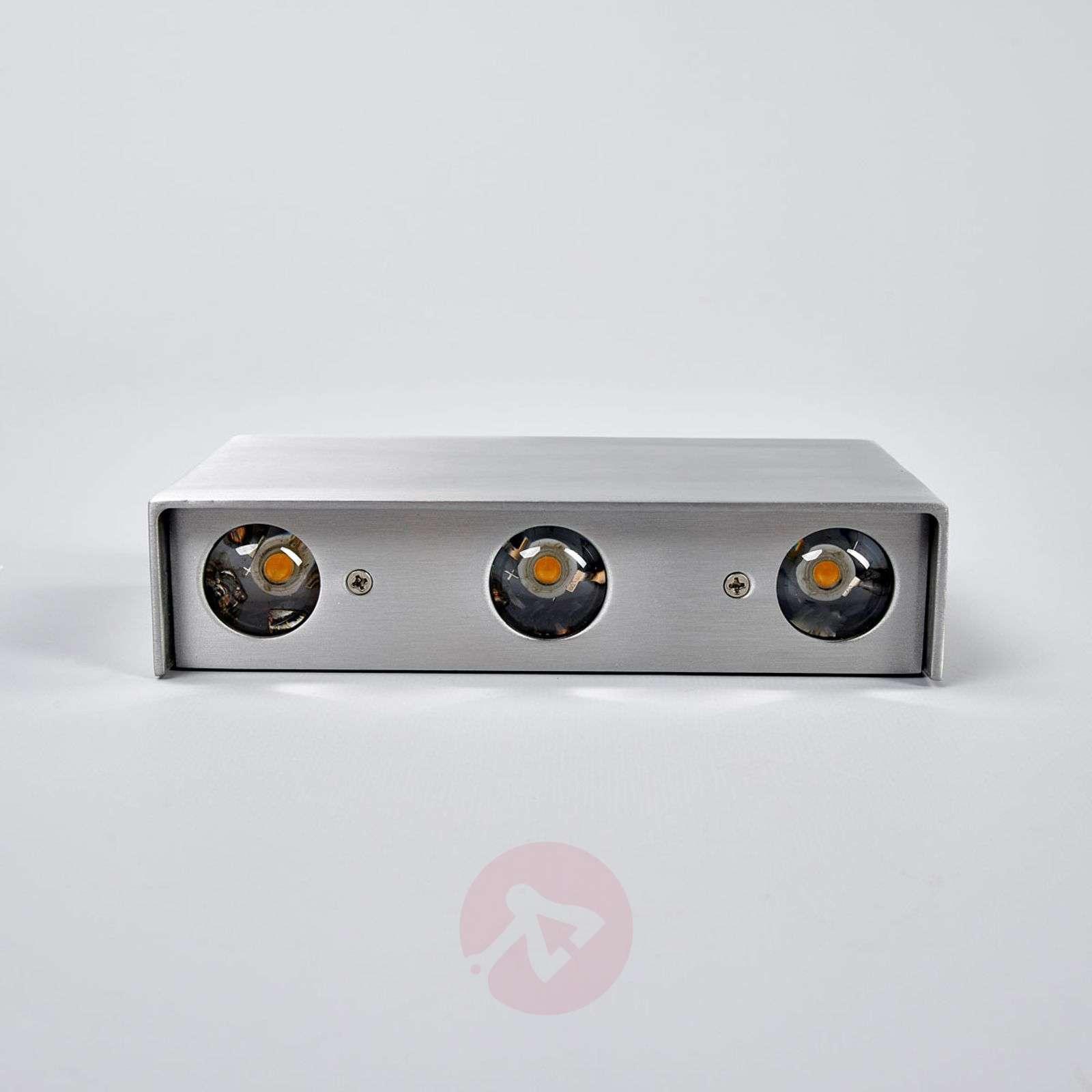LED-seinävalaisin Samanta tehokkaalla valolla-9647080-01