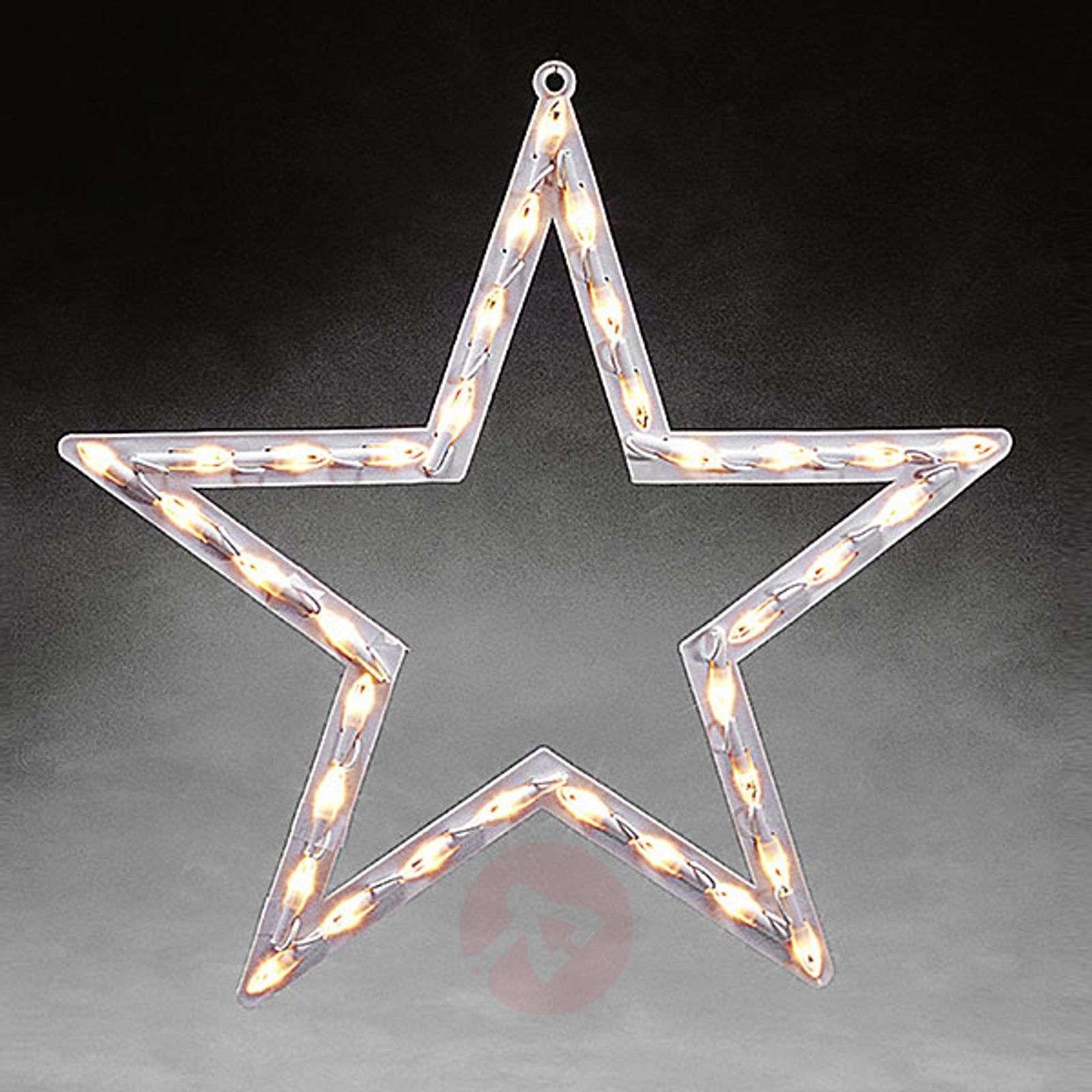 LED-tähti-Ikkunasiluetti sisä, lämmin valk.-5524841-01