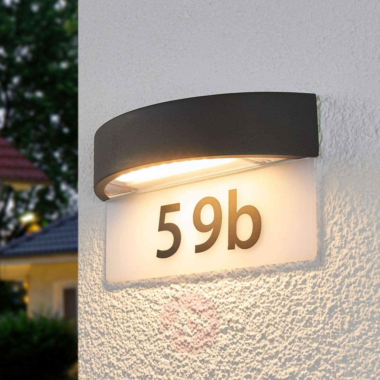LED-talonumerovalaisin Alena-9955048-01