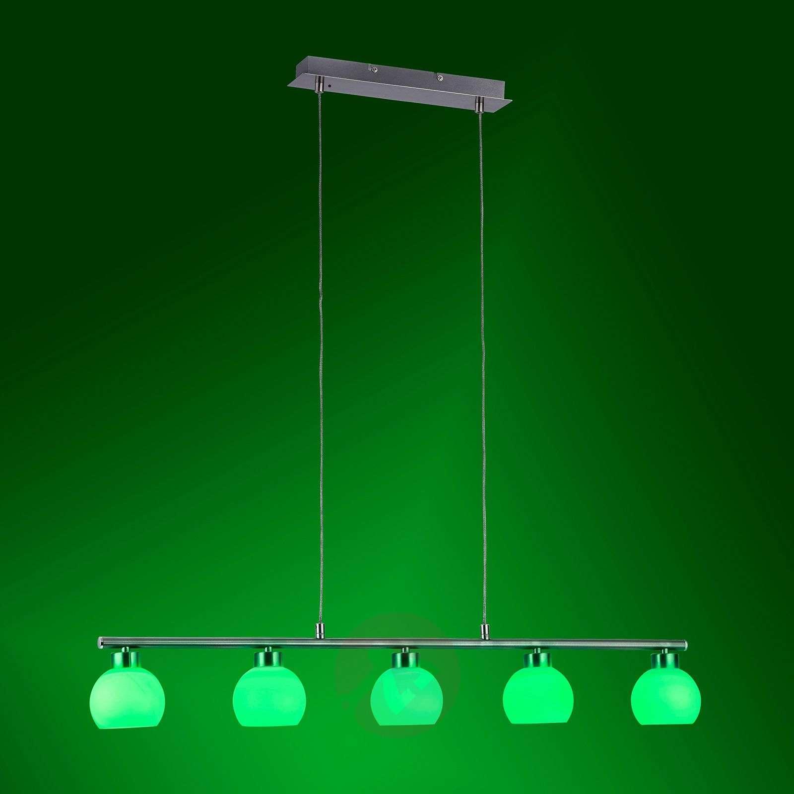 LED-tankoriippuvalaisin Yaeka, kaukosäädin-7620047-02