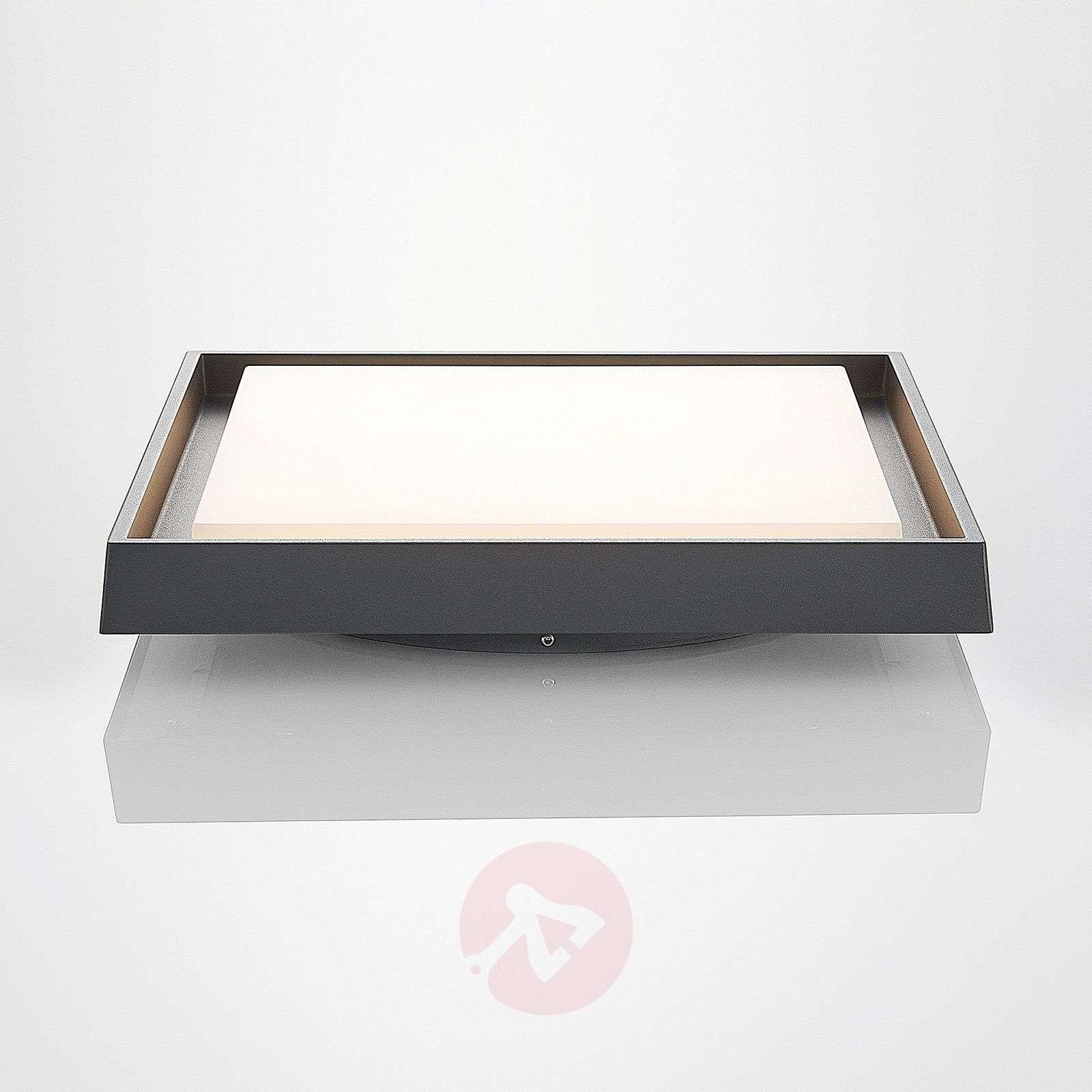 LED-ulkokattovalaisin Birta, kulmikas, 34 cm-9969130-02