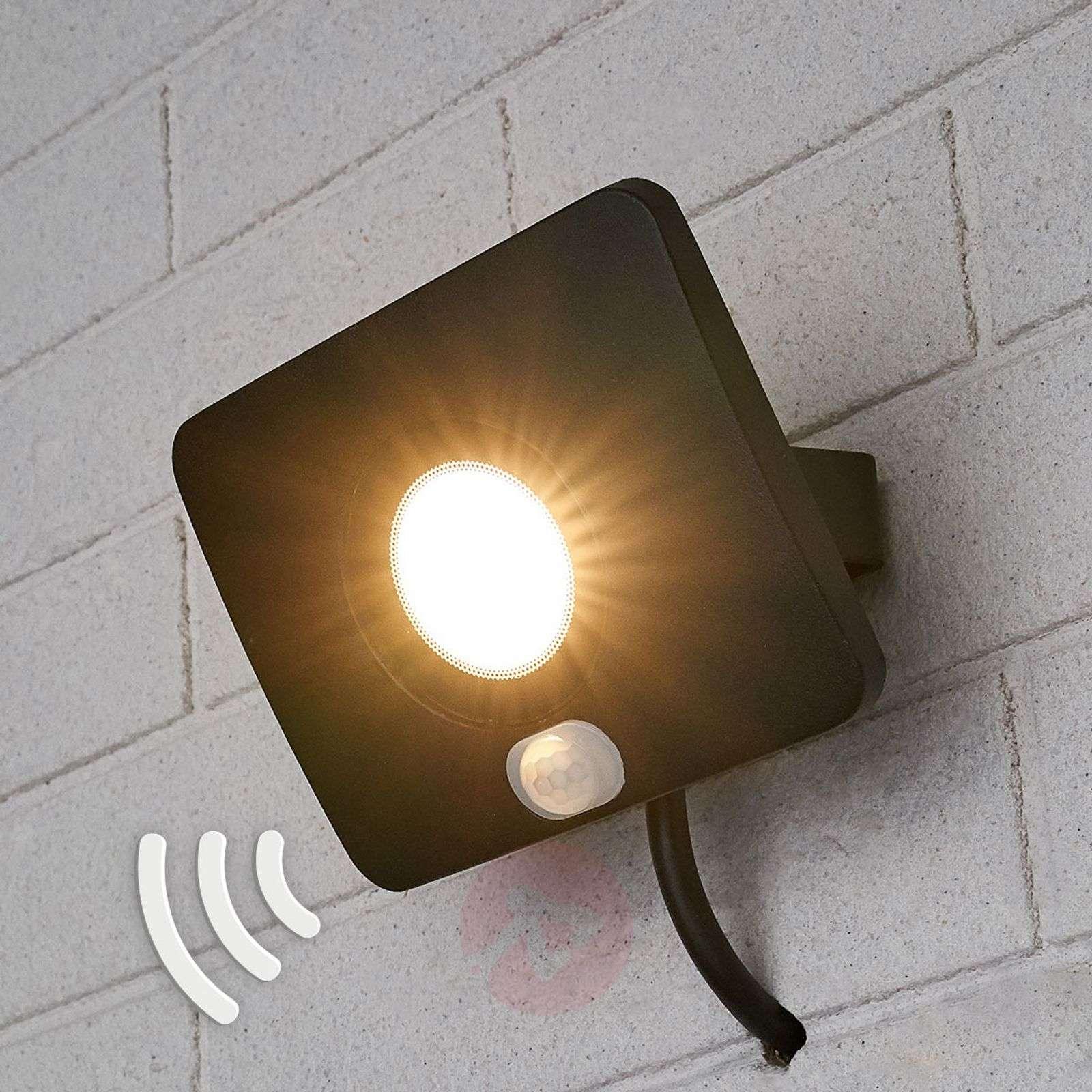 LED-ulkokohdevalaisin Duke, alumiinia, 10W-9941007-02