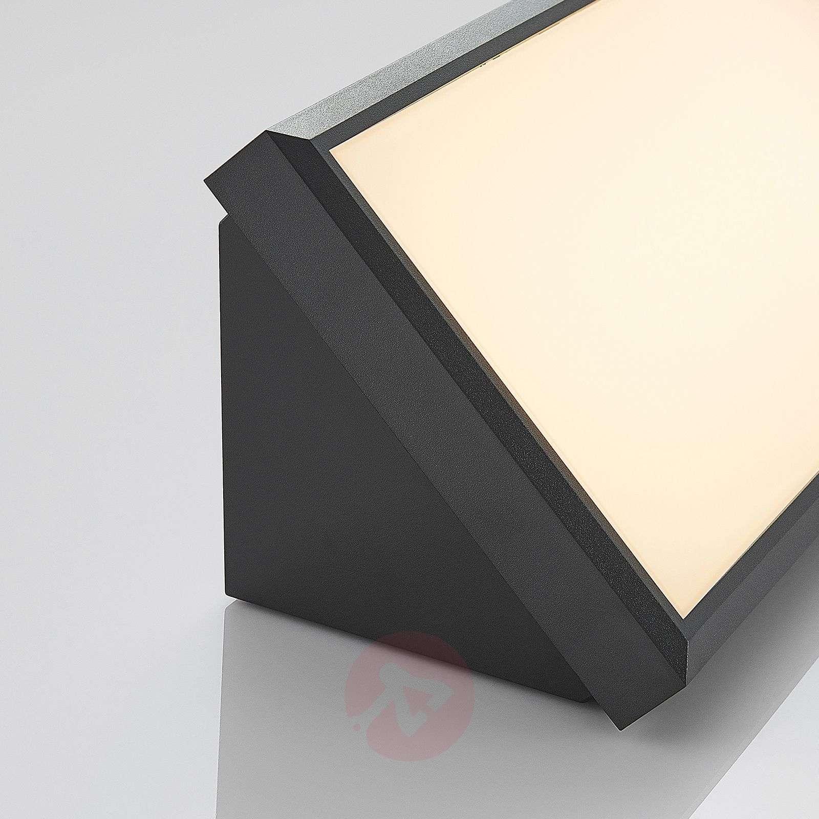 LED-ulkoseinälamppu Abby, ei anturia-9949022-01