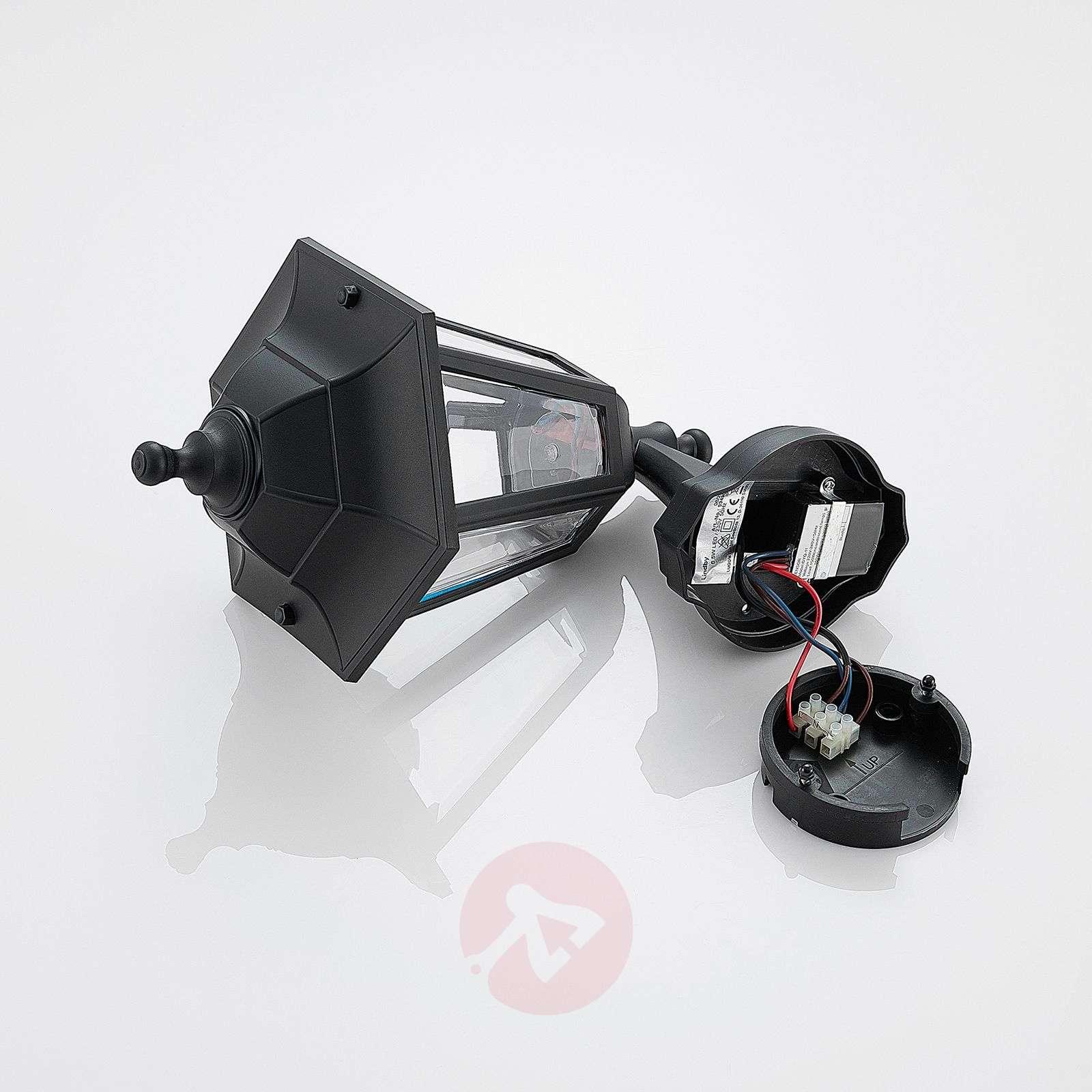 LED-ulkoseinälamppu Iavo, anturi-9949027-01