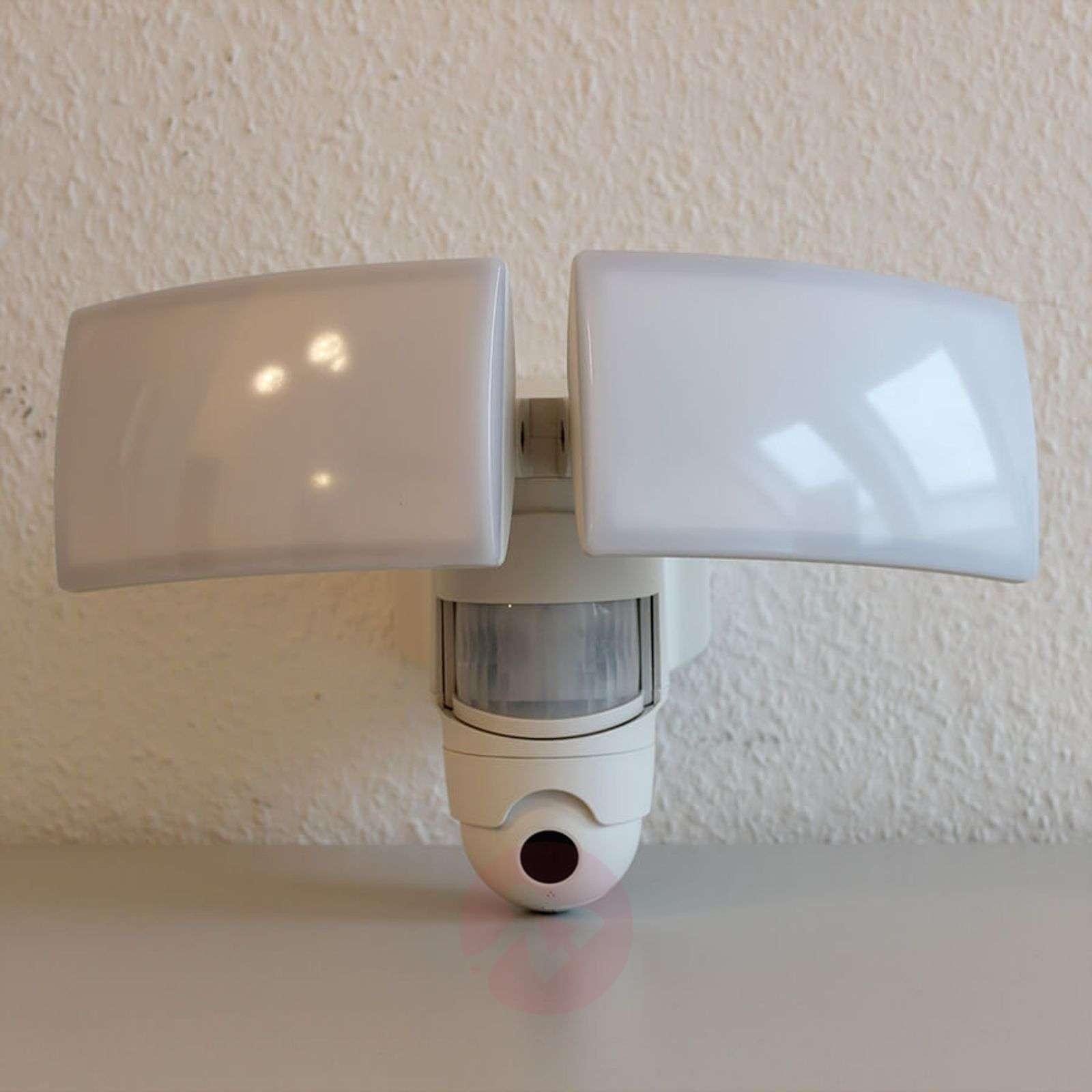 LED-ulkoseinälamppu Libra Cam, kameralla-3006509-01