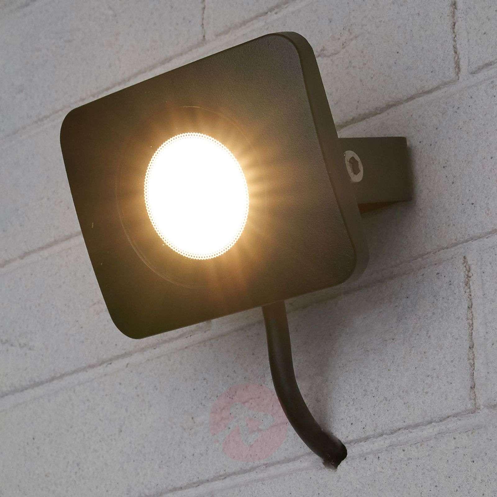 LED-ulkoseinävalaisin Duke alumiinia, 10 W-9941003-02