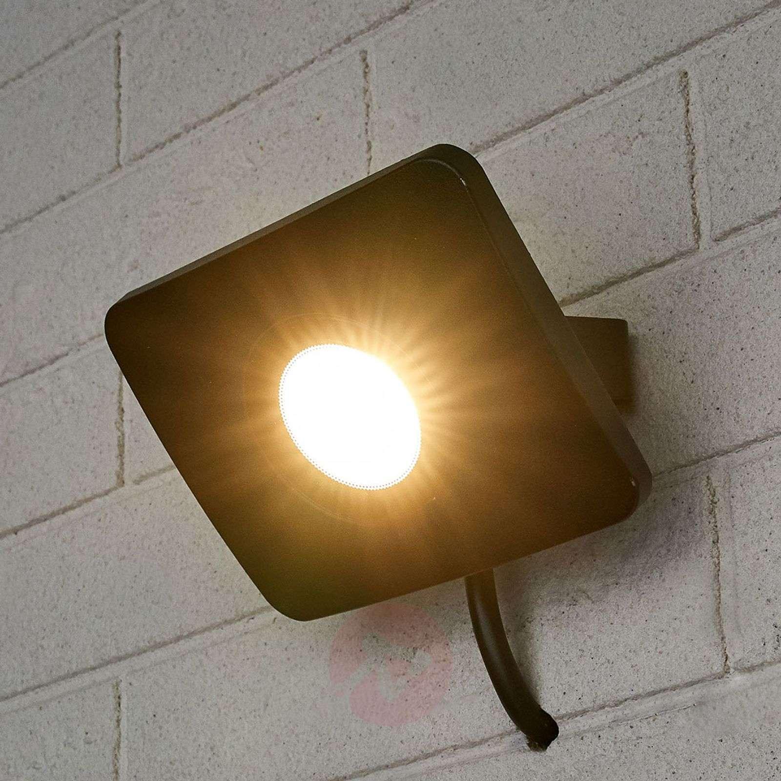 LED-ulkoseinävalaisin Duke alumiinia, 20 W-9941004-02