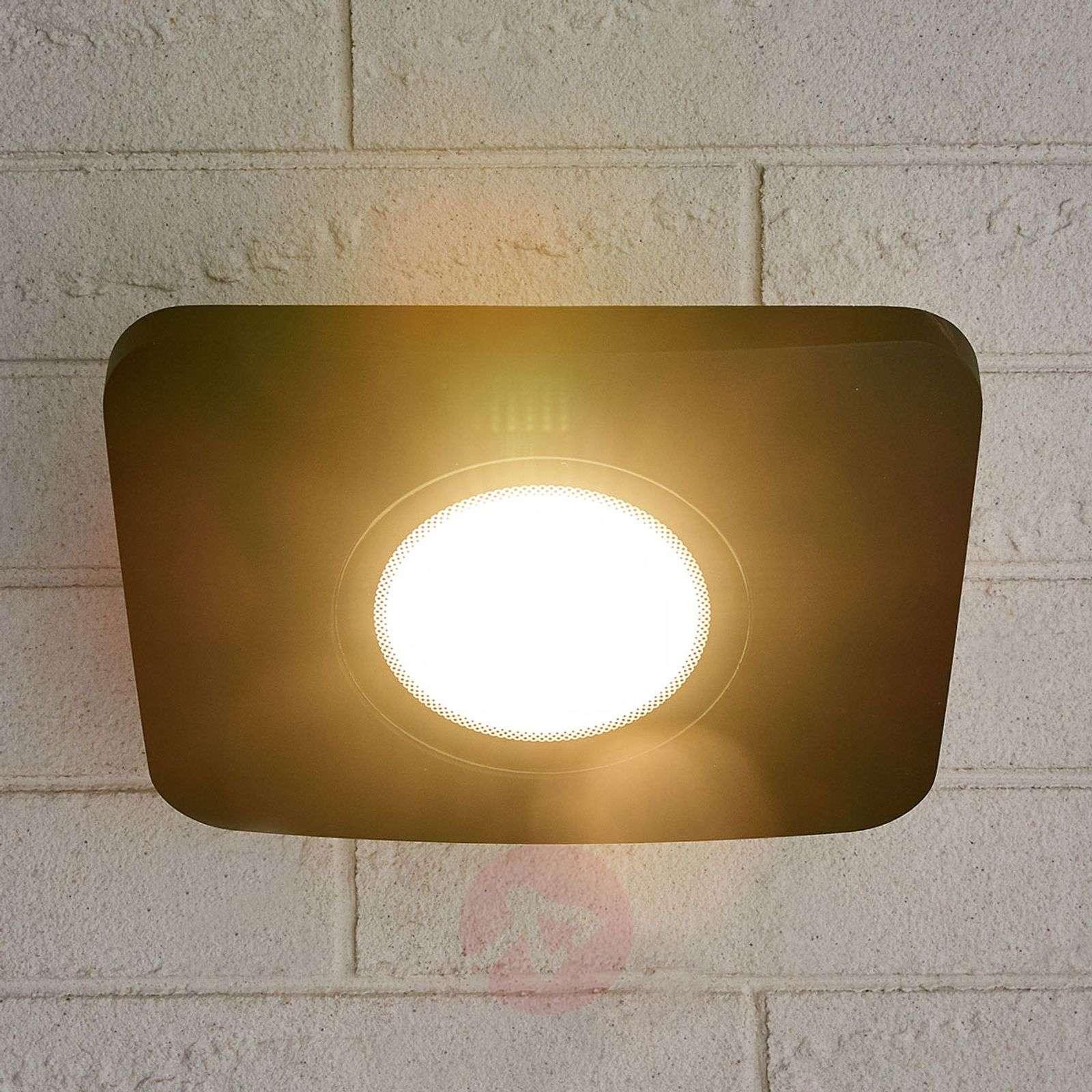 LED-ulkoseinävalaisin Duke alumiinia, 50 W-9941006-02