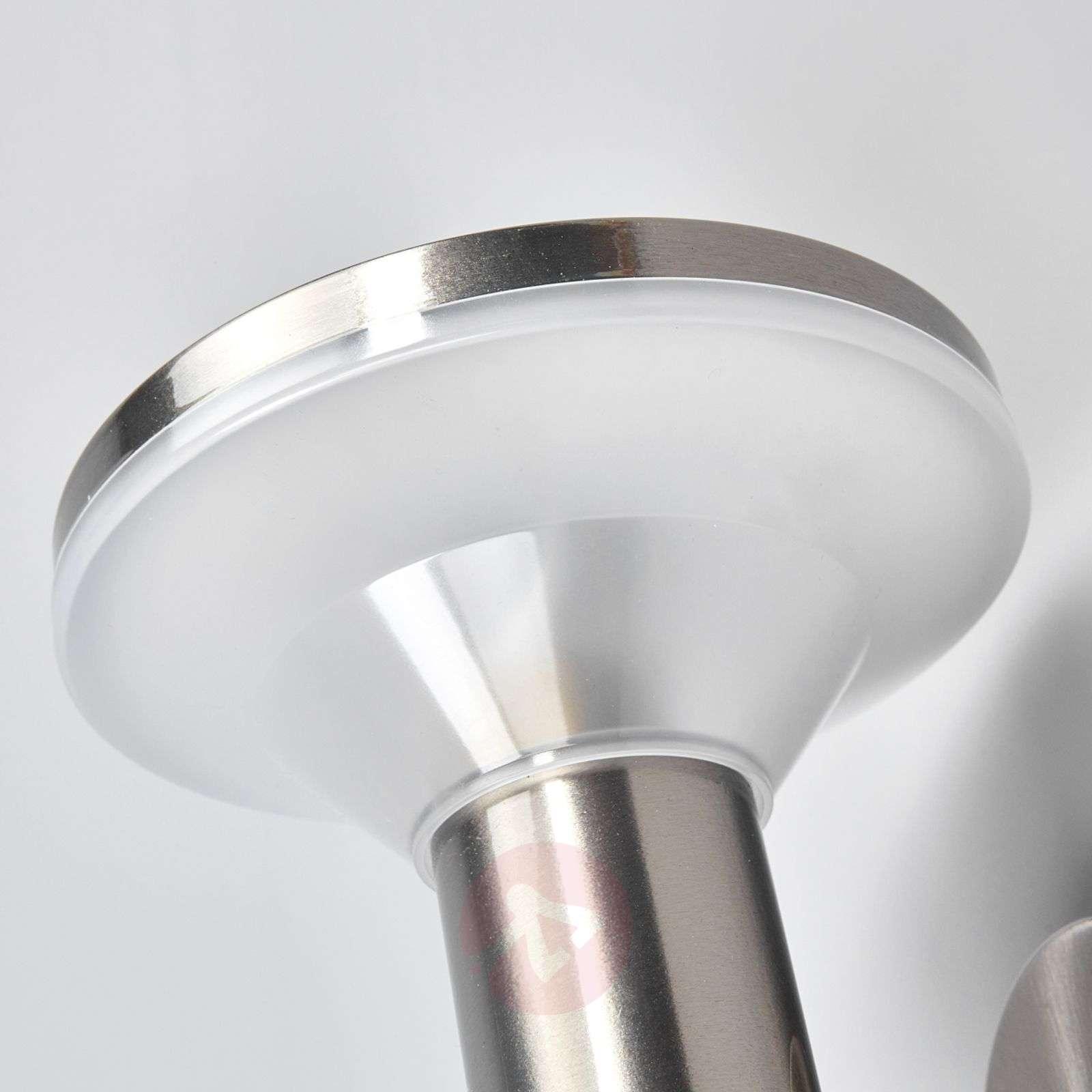 LED-ulkoseinävalaisin Jiyan ruostum. teräksestä-9988077-010