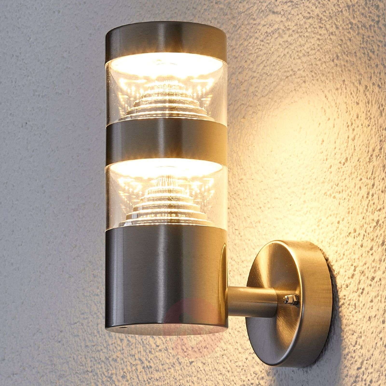 LED-ulkoseinävalaisin Lanea, suora-9988005-01