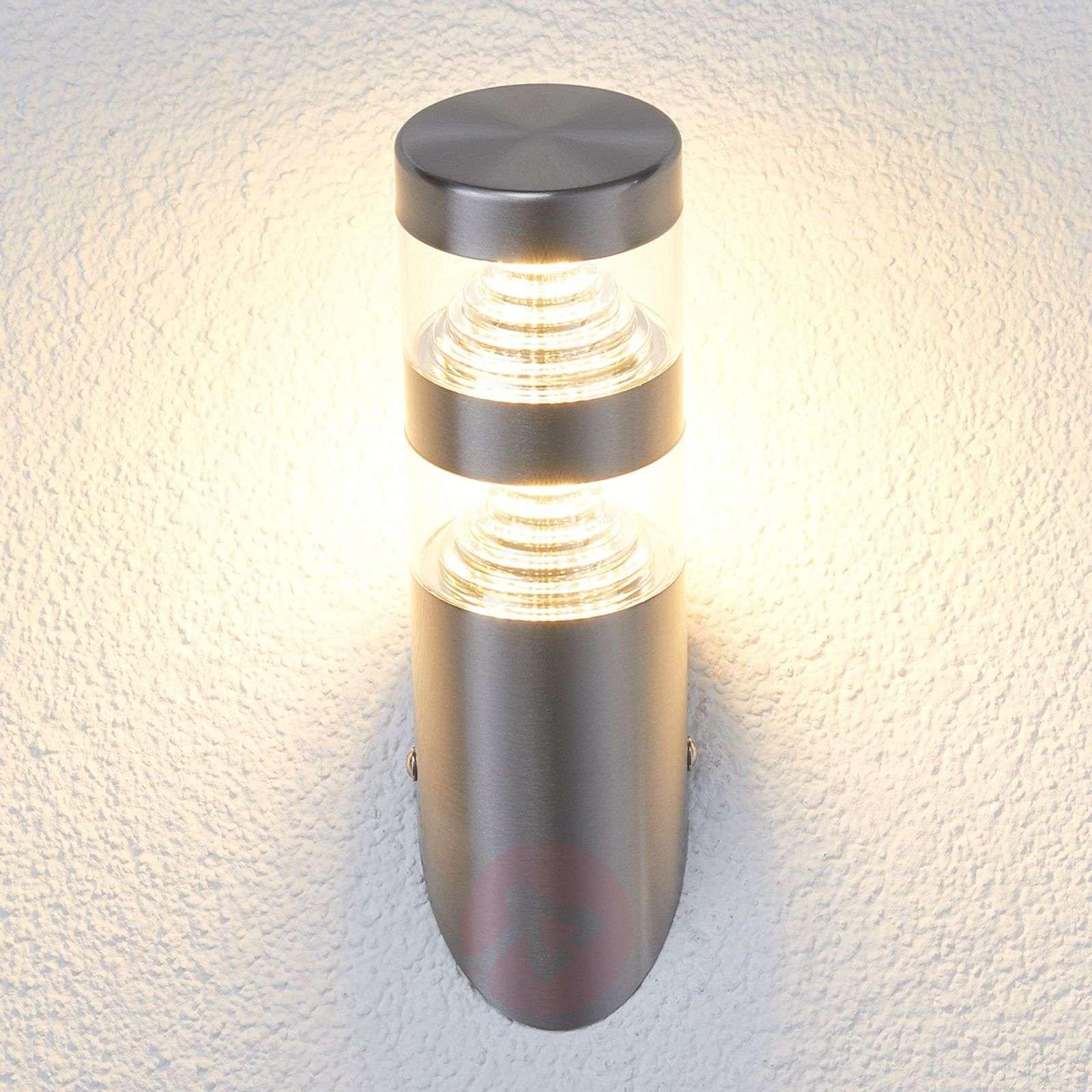LED-ulkoseinävalaisin Lanea, vino-9988003-01