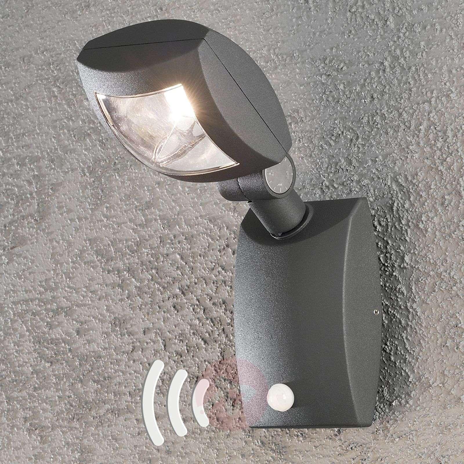 LED-ulkoseinävalaisin Latina, liiketunnistin 3W-5522562-01