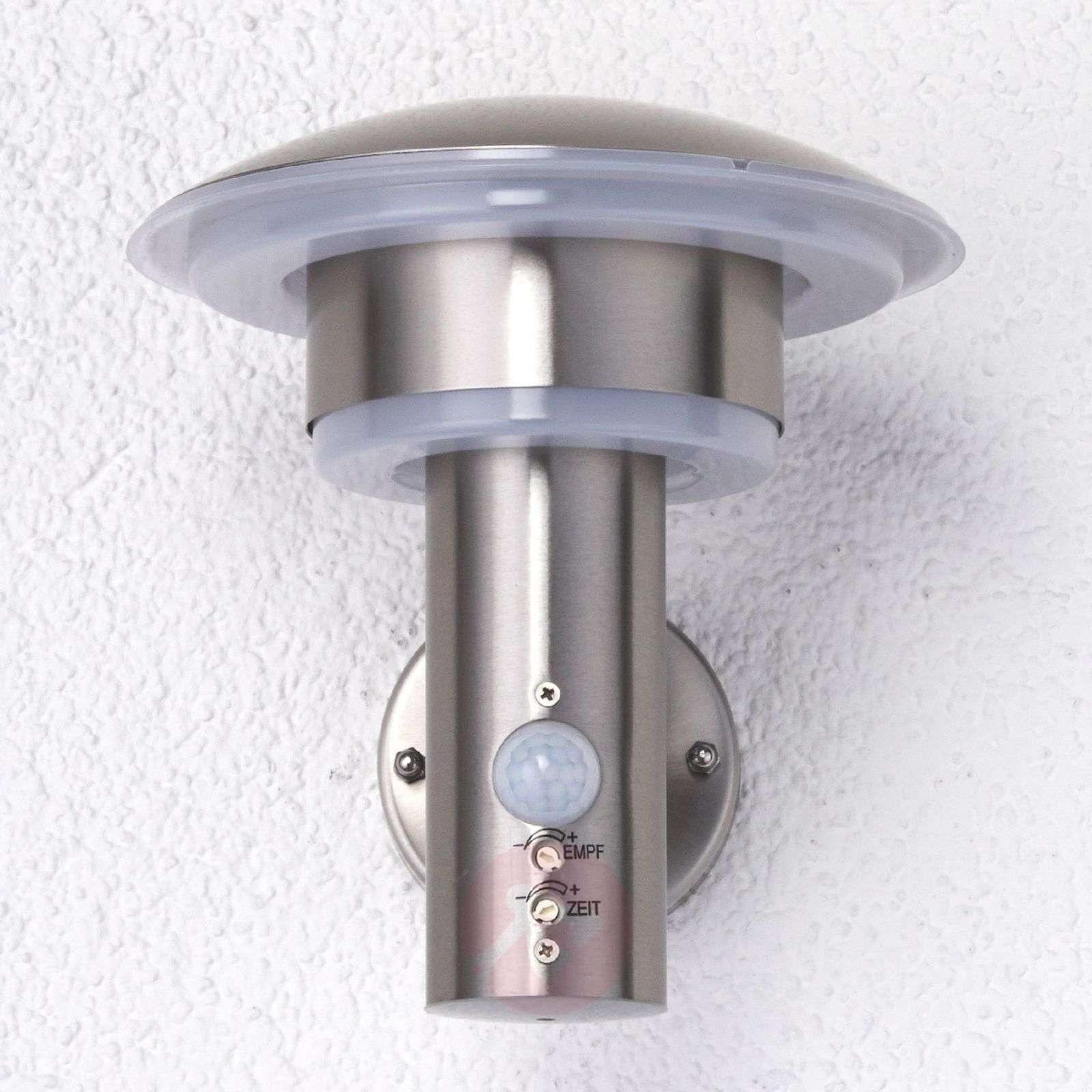 LED-ulkoseinävalaisin Lillie, materiaali PIR-9988018-01
