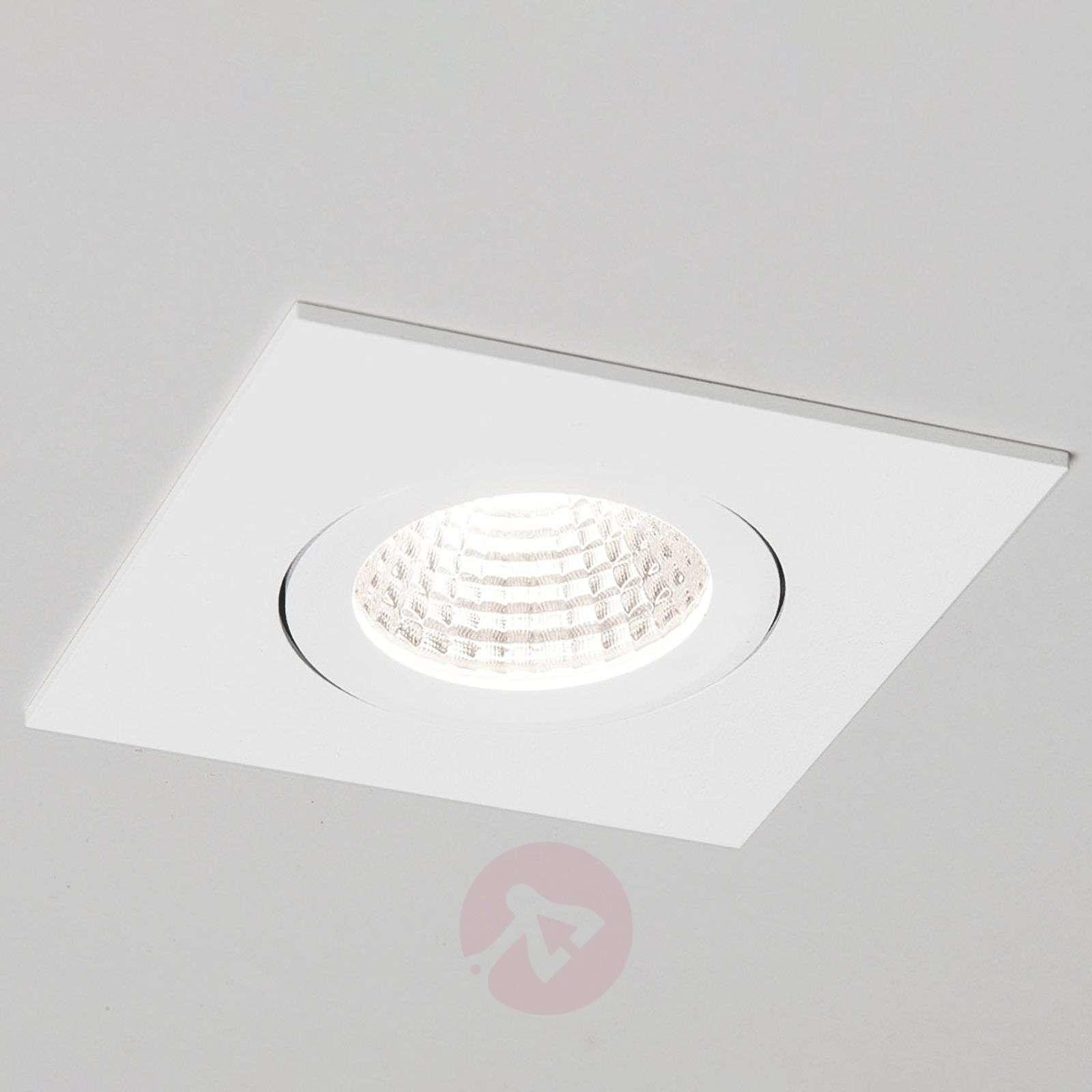 LED-uppospotti Agon Square 3000K 40degree, valkoinen-6523689-01