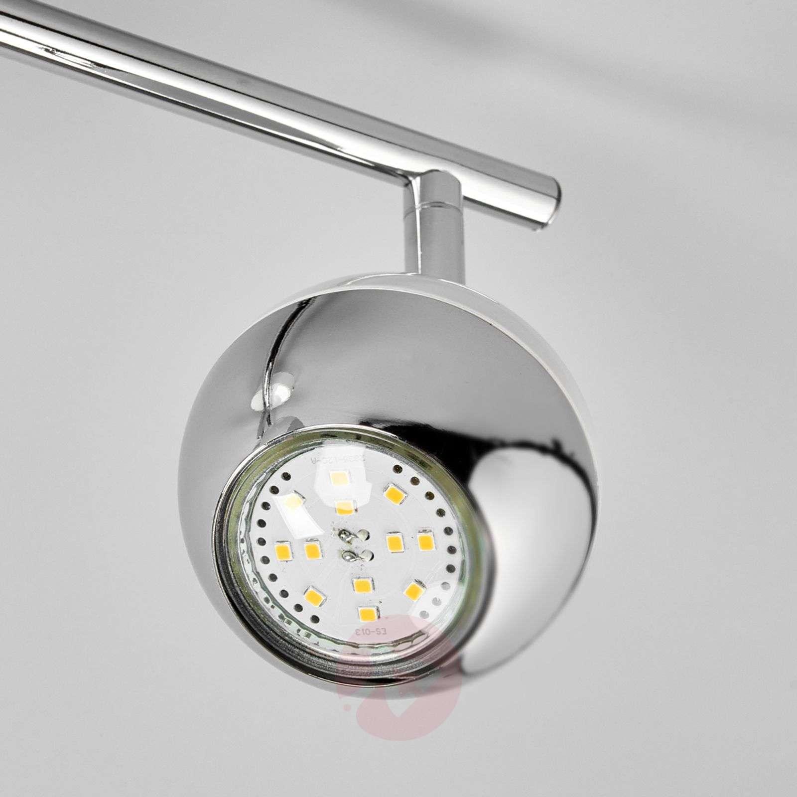 LED-valaisin Arvin kolmella valaisinosalla-9970114-03