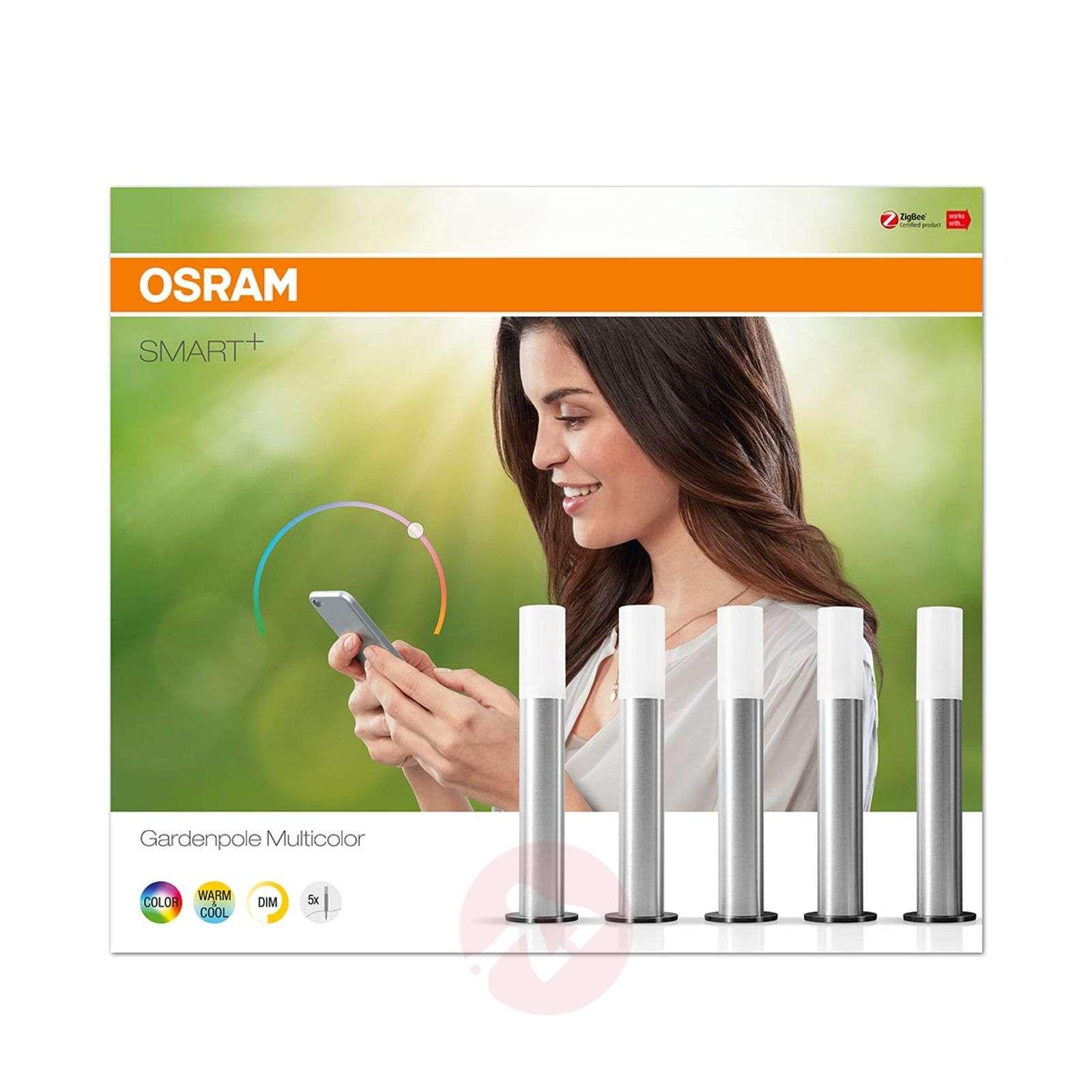 LED-valaisin SMART+ Gardenpole ulkoperussarja RGBW-7261254-01