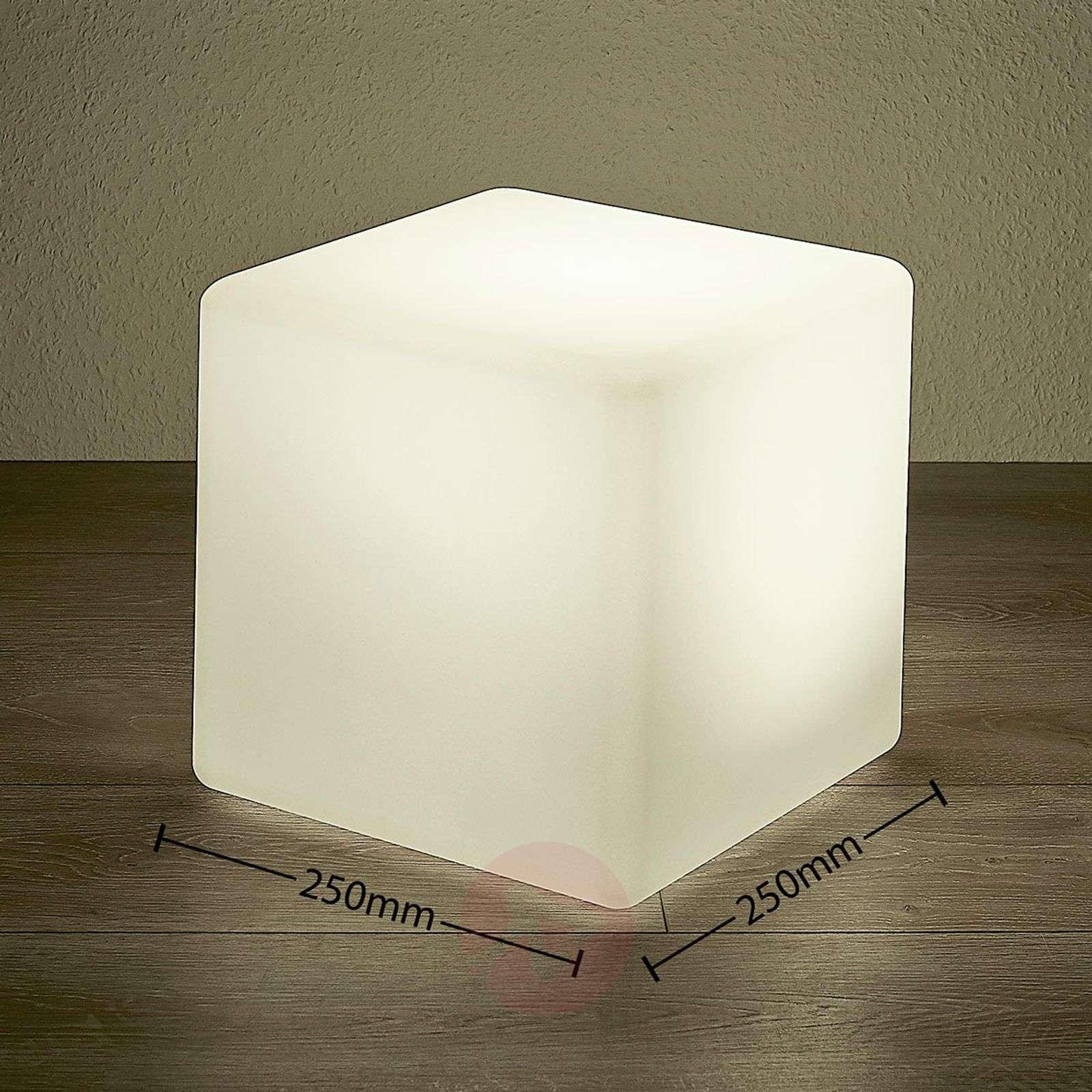 LED-valaisin Ziva, valkoinen-9624182-01