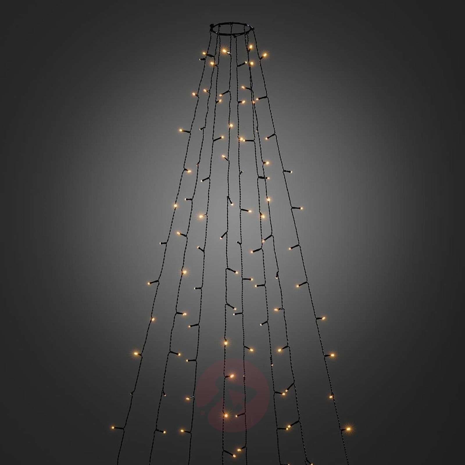 LED-valoketju Valosarja, 8nauhaa-5524729-01