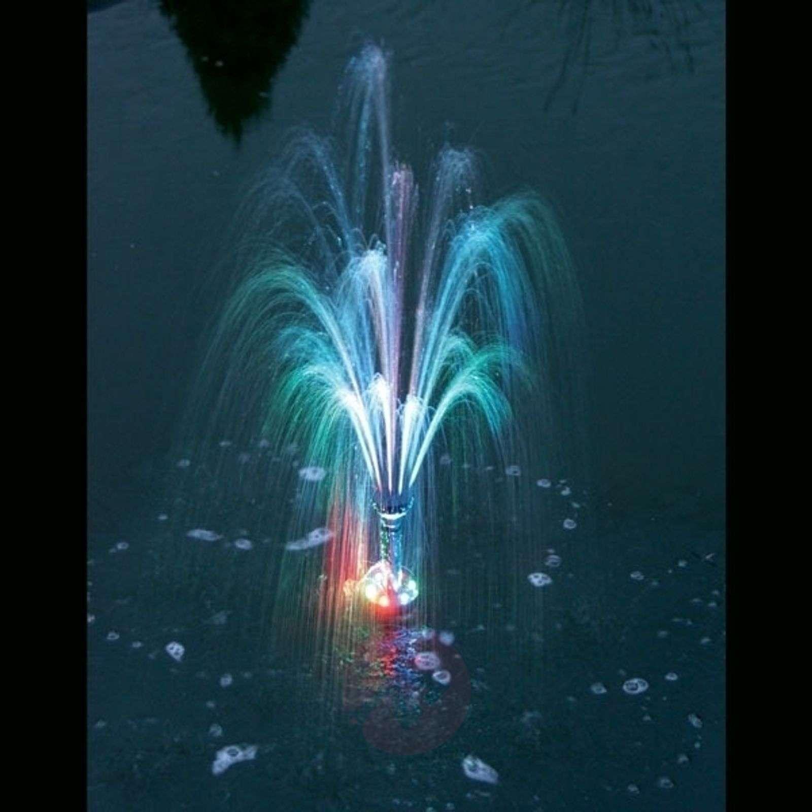LED-valorengas pumpuille Napoli/Siena monivärinen-3012118-01