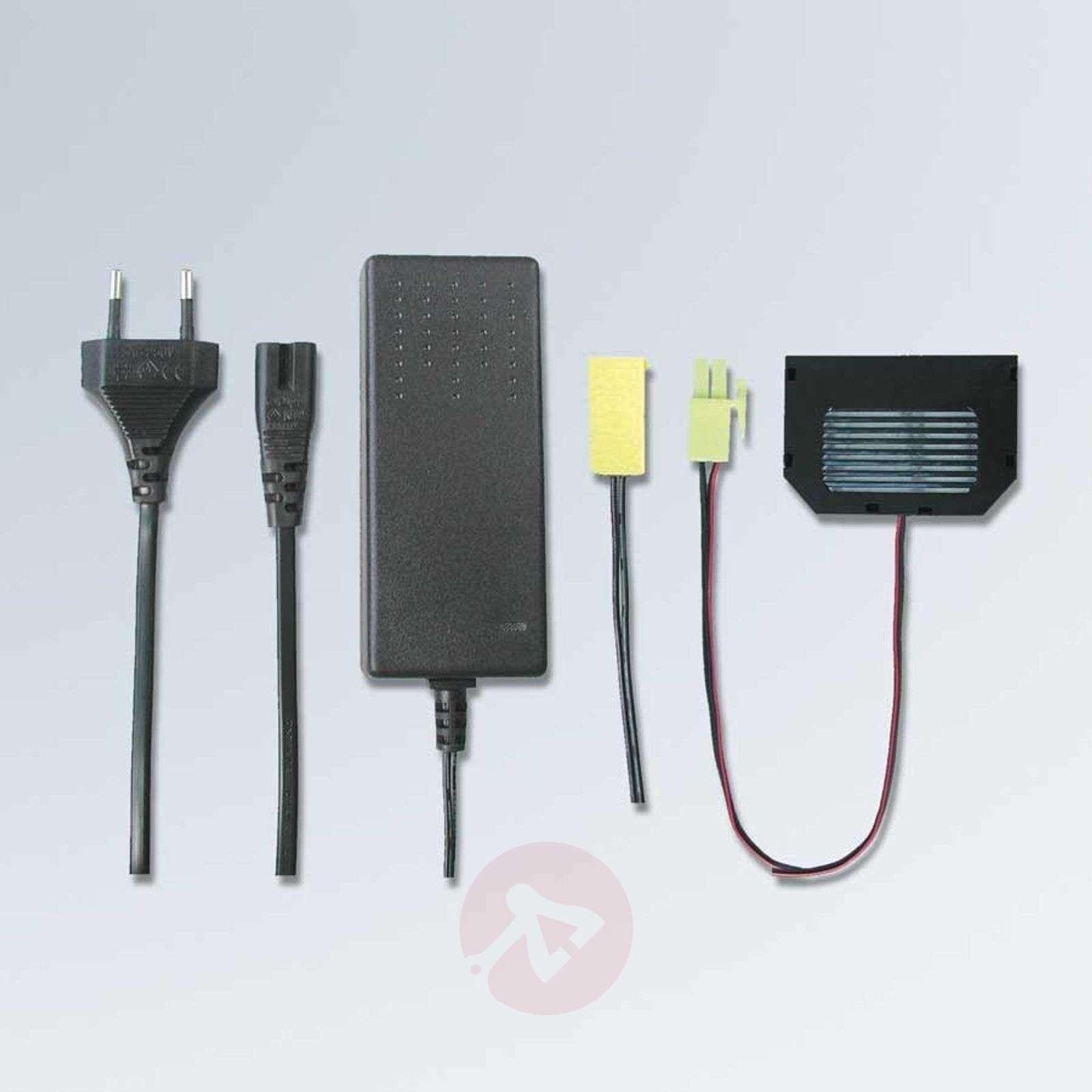 LED-valovirtalähde (sis. europistoke, 30 VA)-3025175-01