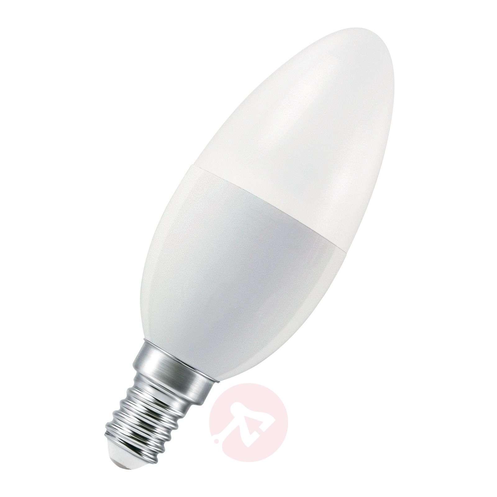 LEDVANCE SMART+ ZigBee E14 kynttilä 6W 2700–6500K-6106202-02
