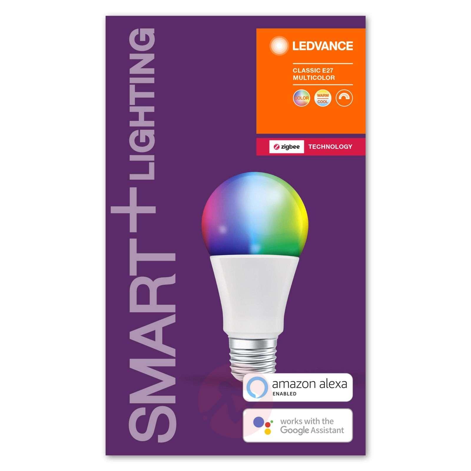 LEDVANCE SMART+ ZigBee E27 10W RGB 2000–6500K-6106205-02