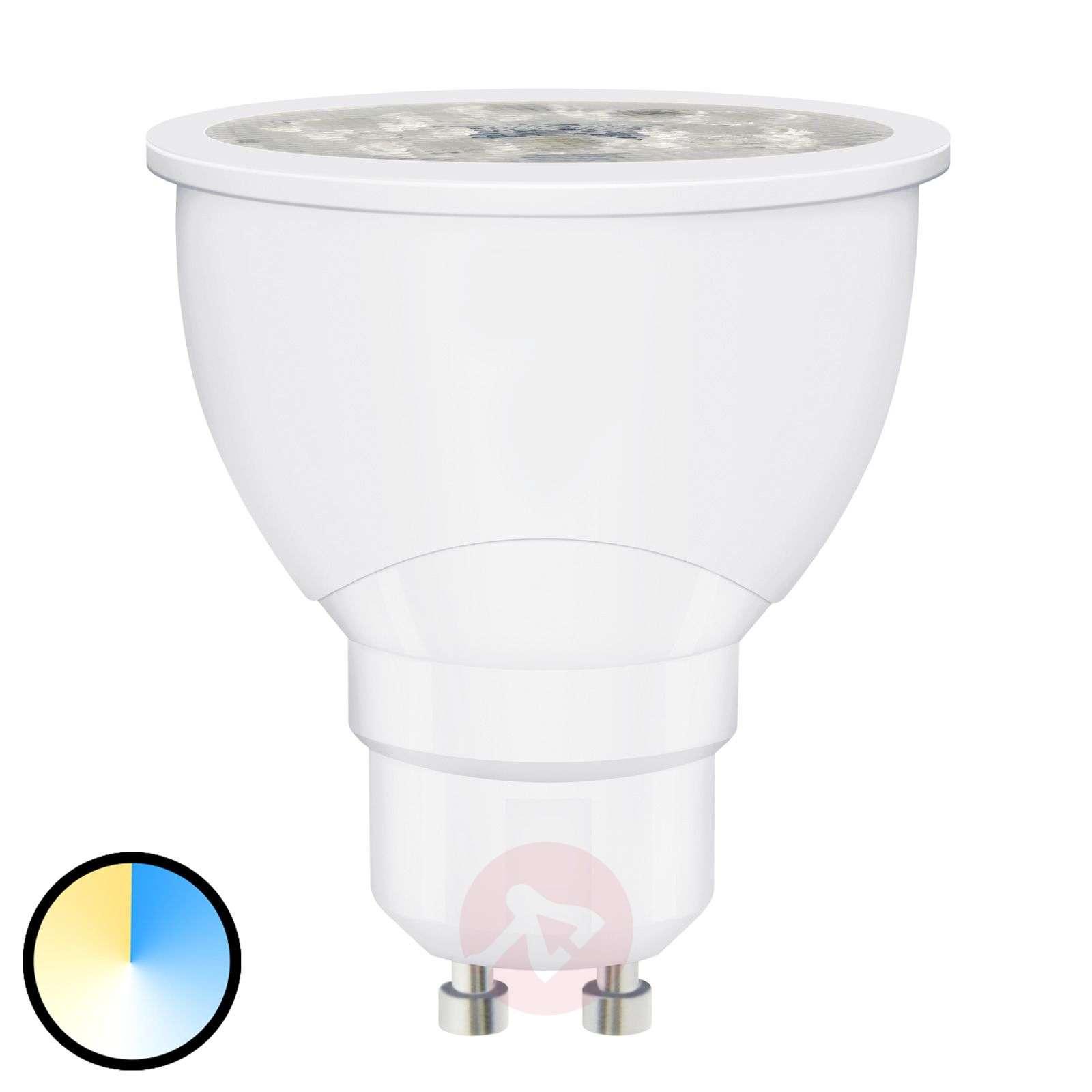 LEDVANCE SMART+ ZigBee GU10 5,5W RGB 2000–6500K-6106200-02