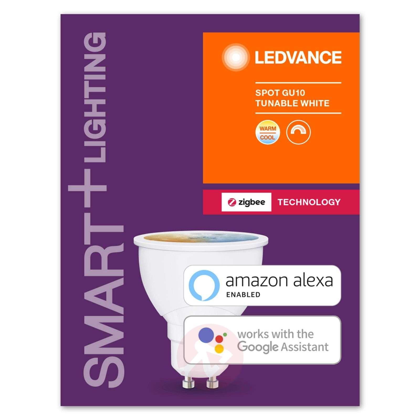 LEDVANCE SMART+ ZigBee GU10 PAR16 4,5W 2700–6500K-6106199-02