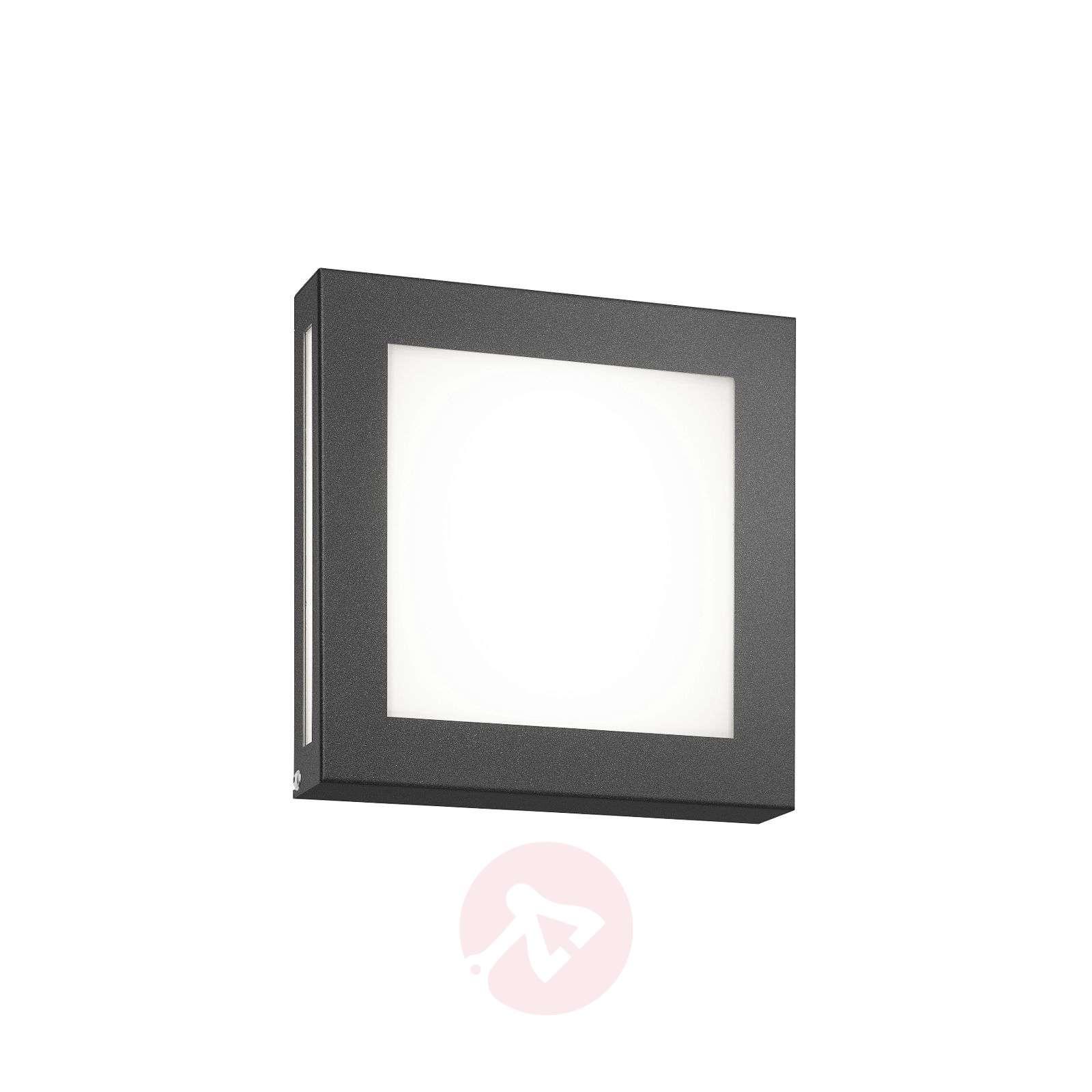 Legendo Mini-LED-ulkoseinävalaisin, antrasiitti-2011222-02