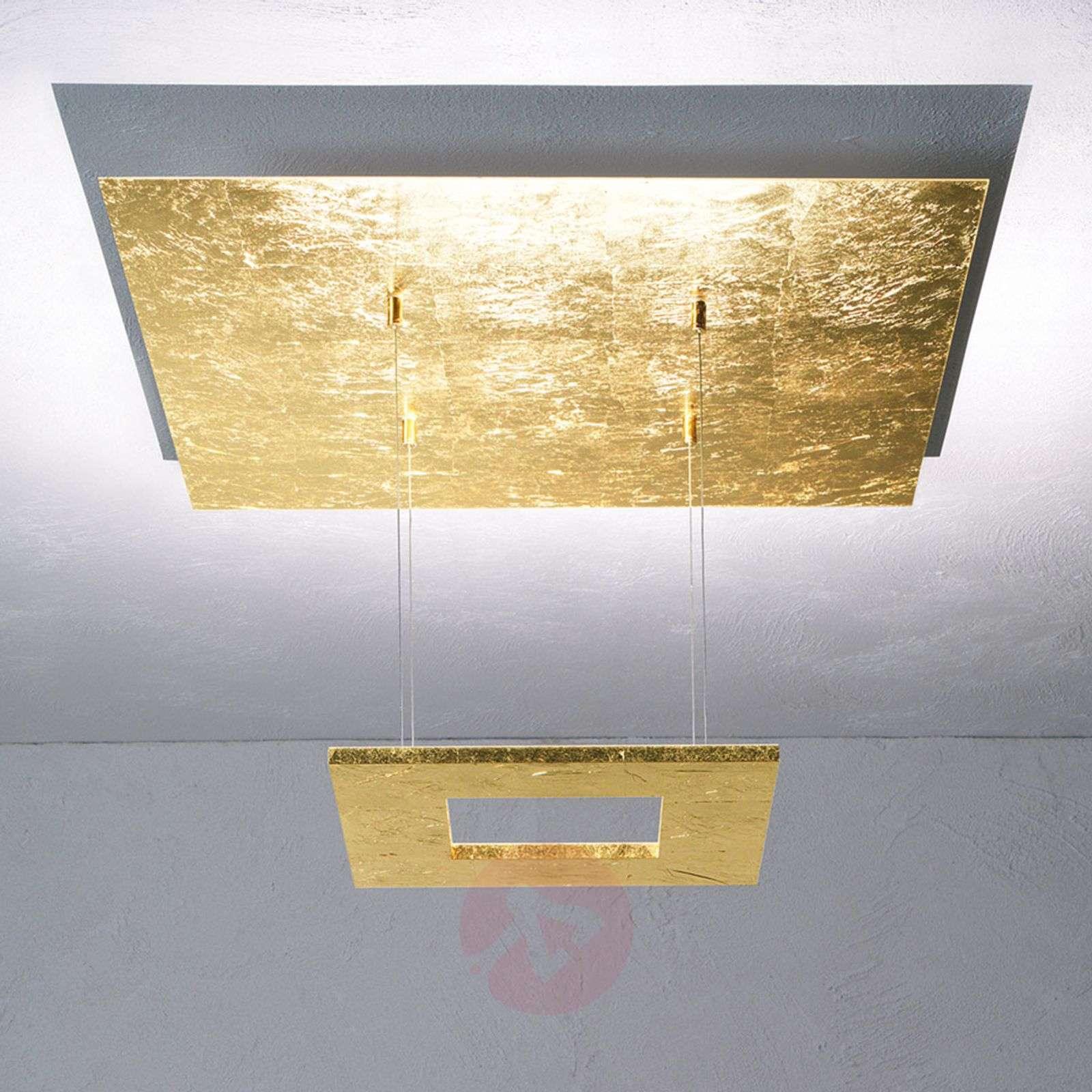 Lehtikulta-riippuvalaisin Zen LED-3051026-01