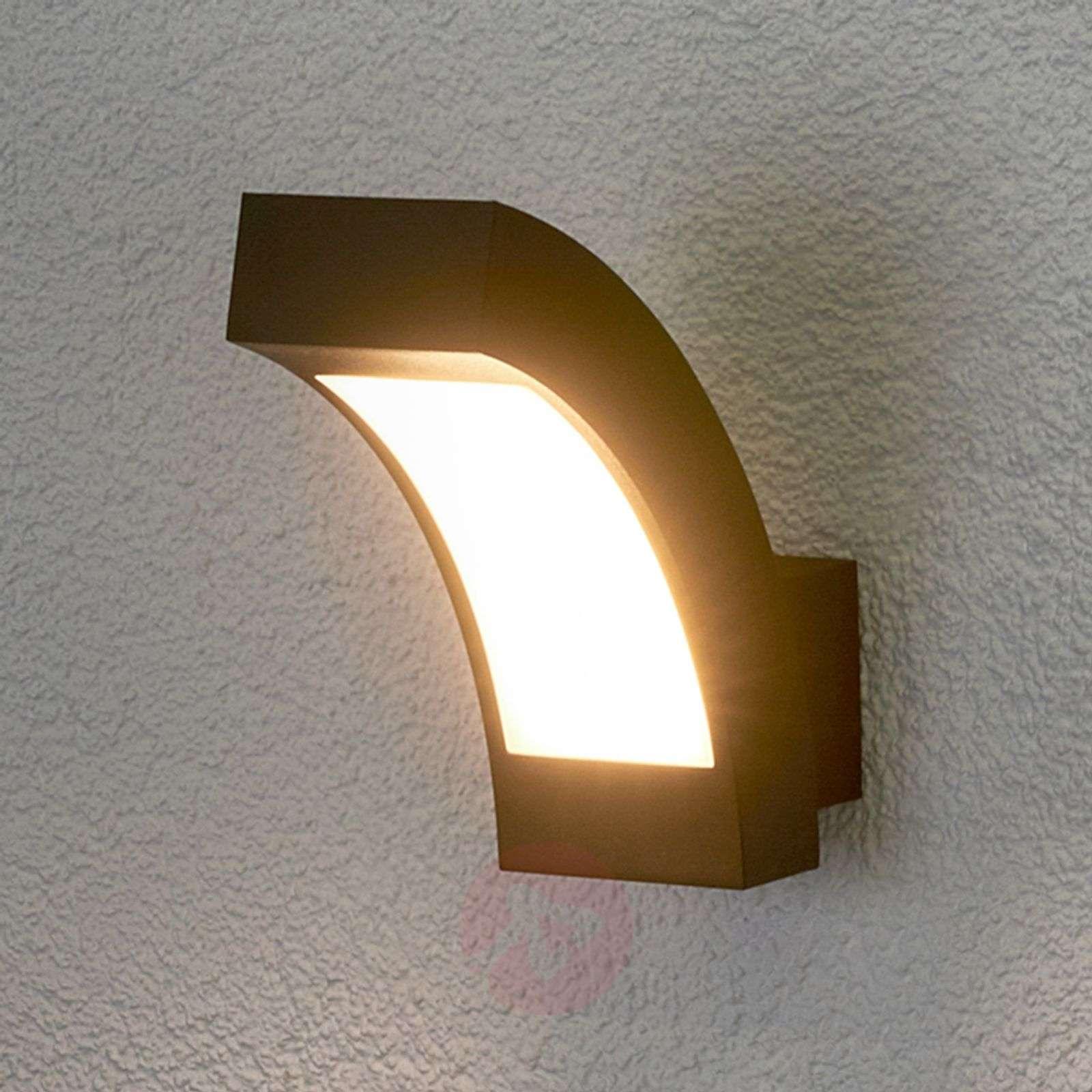 Lennik LED-ulkoseinävalaisin, IP54-9619002-04